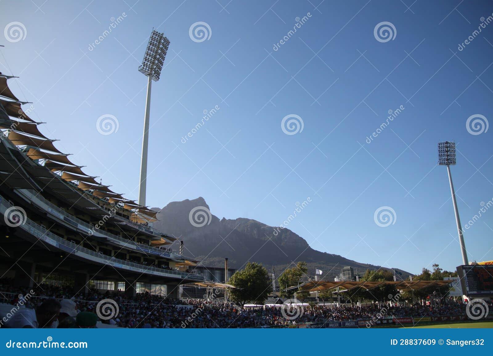 Het Stadion van Cape Town
