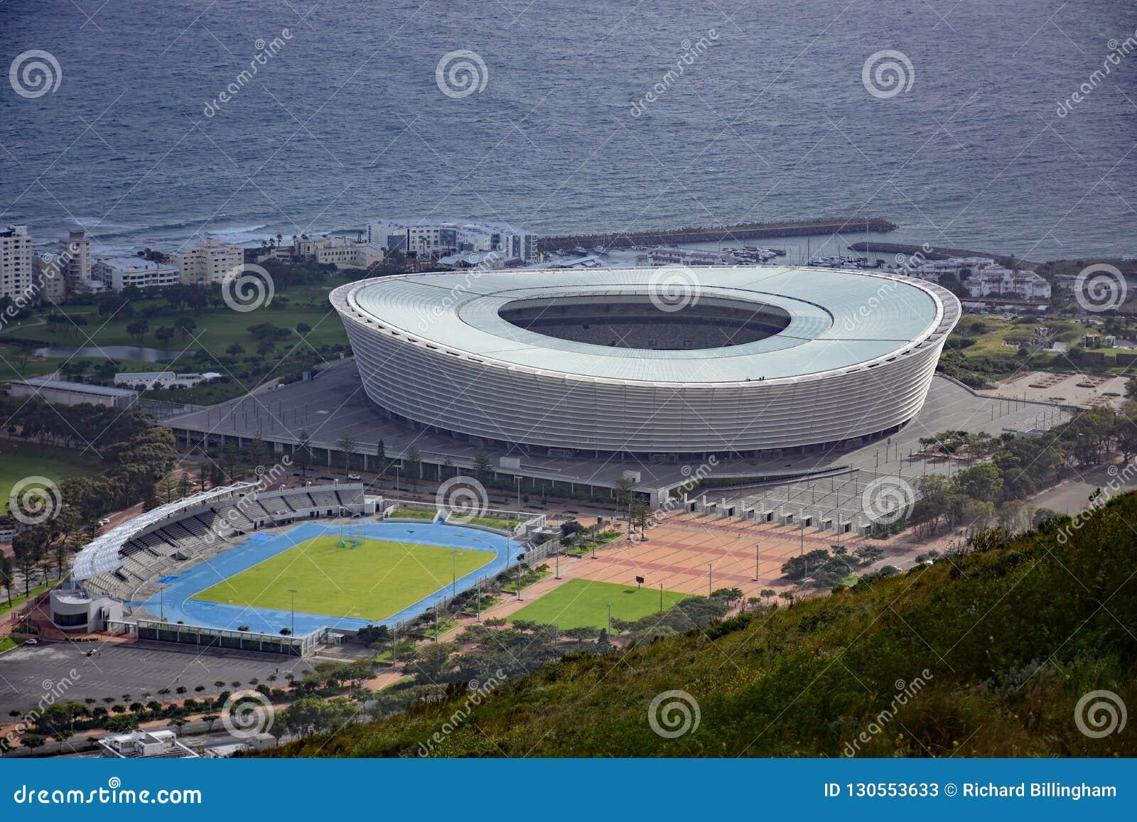 Het Stadion van Cape Town, Cape Town, Zuid-Afrika