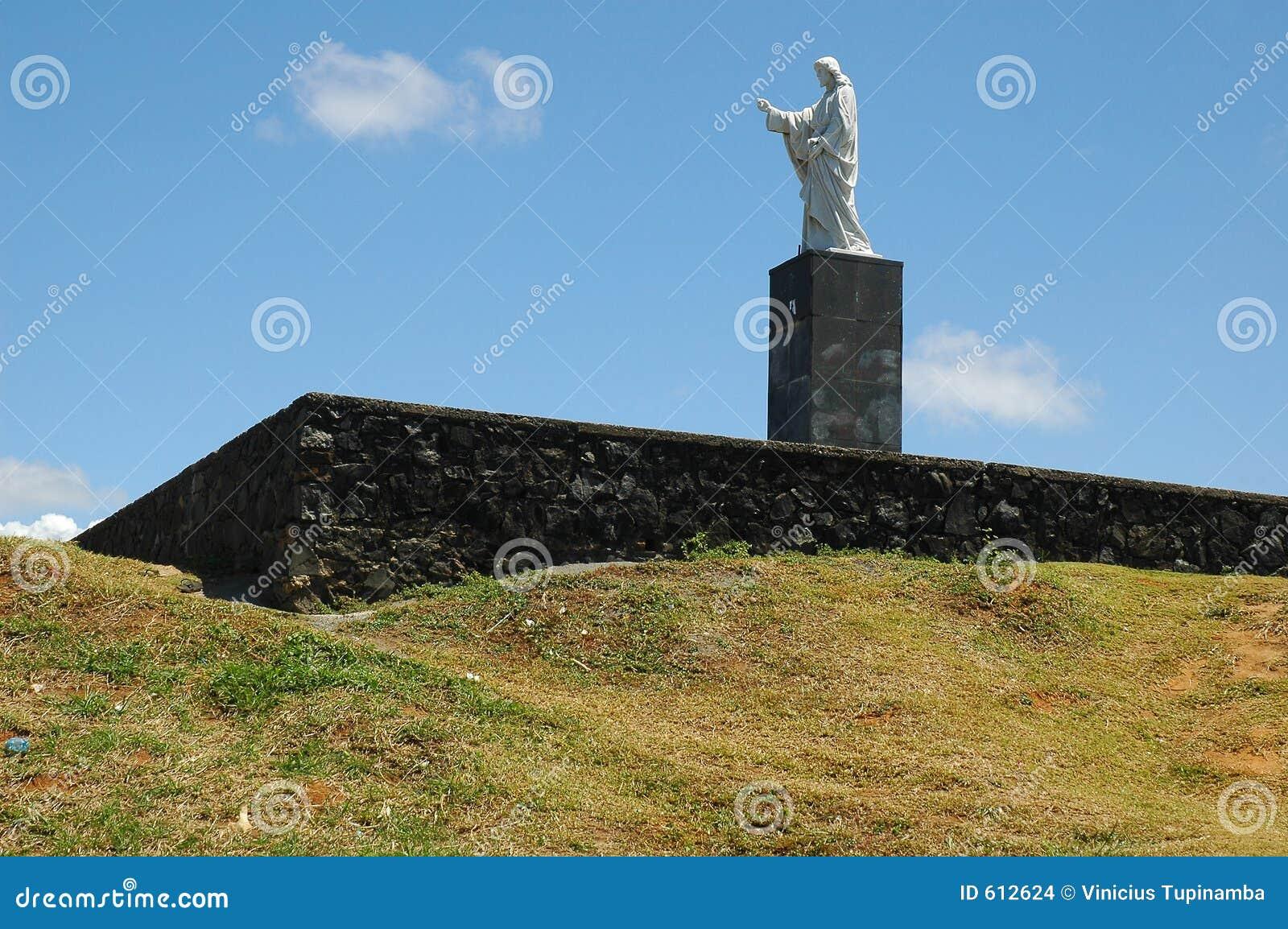 Het Standbeeld van Christus