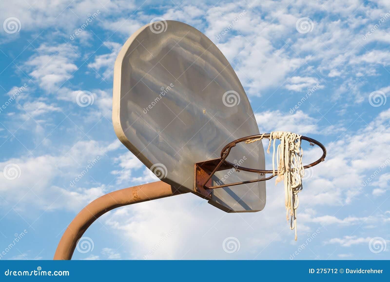 Het Stedelijke Basketbal van de binnenStad