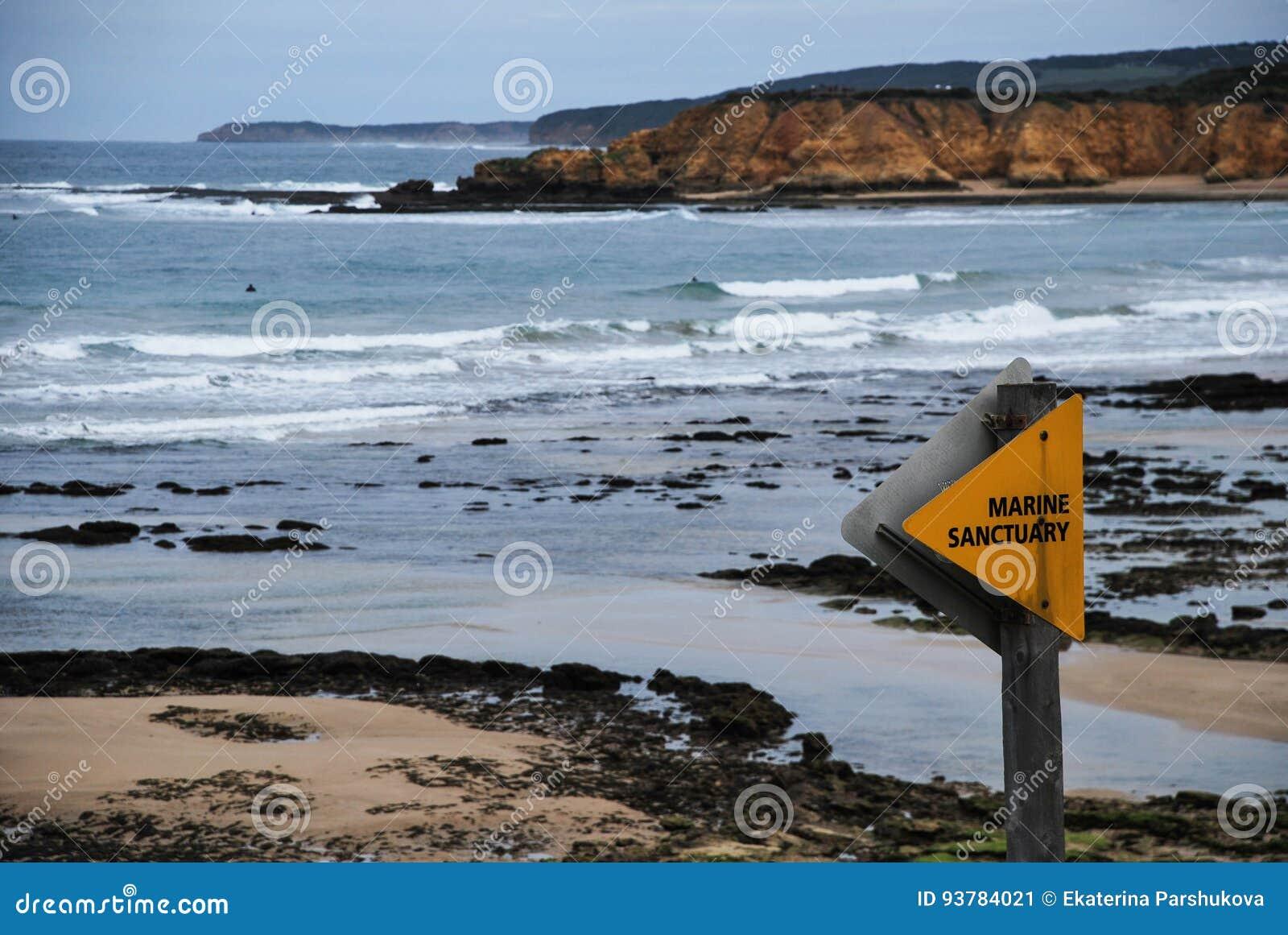 Het Strand van de Torquaybranding, Victoria Australia