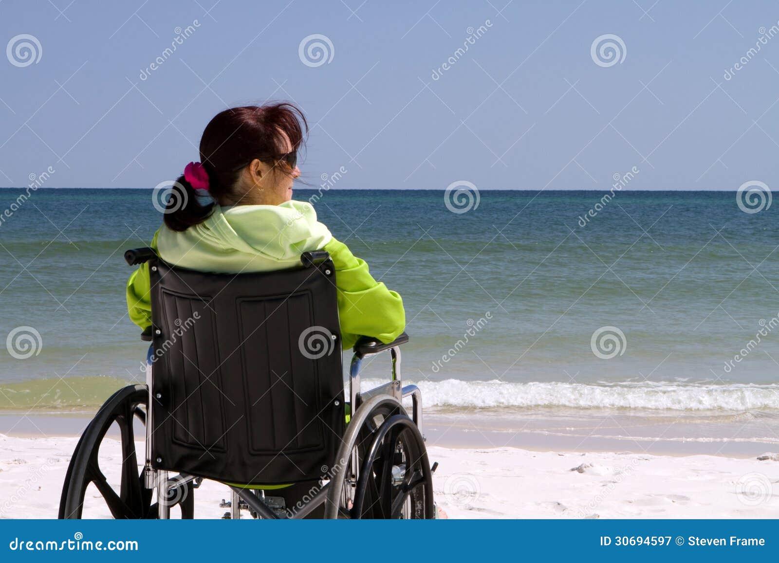 Het Strand van de vrouwenonbekwaamheid
