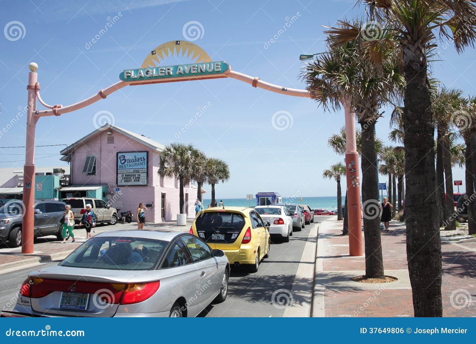 HET STRAND VAN FLORIDA FLAGLER