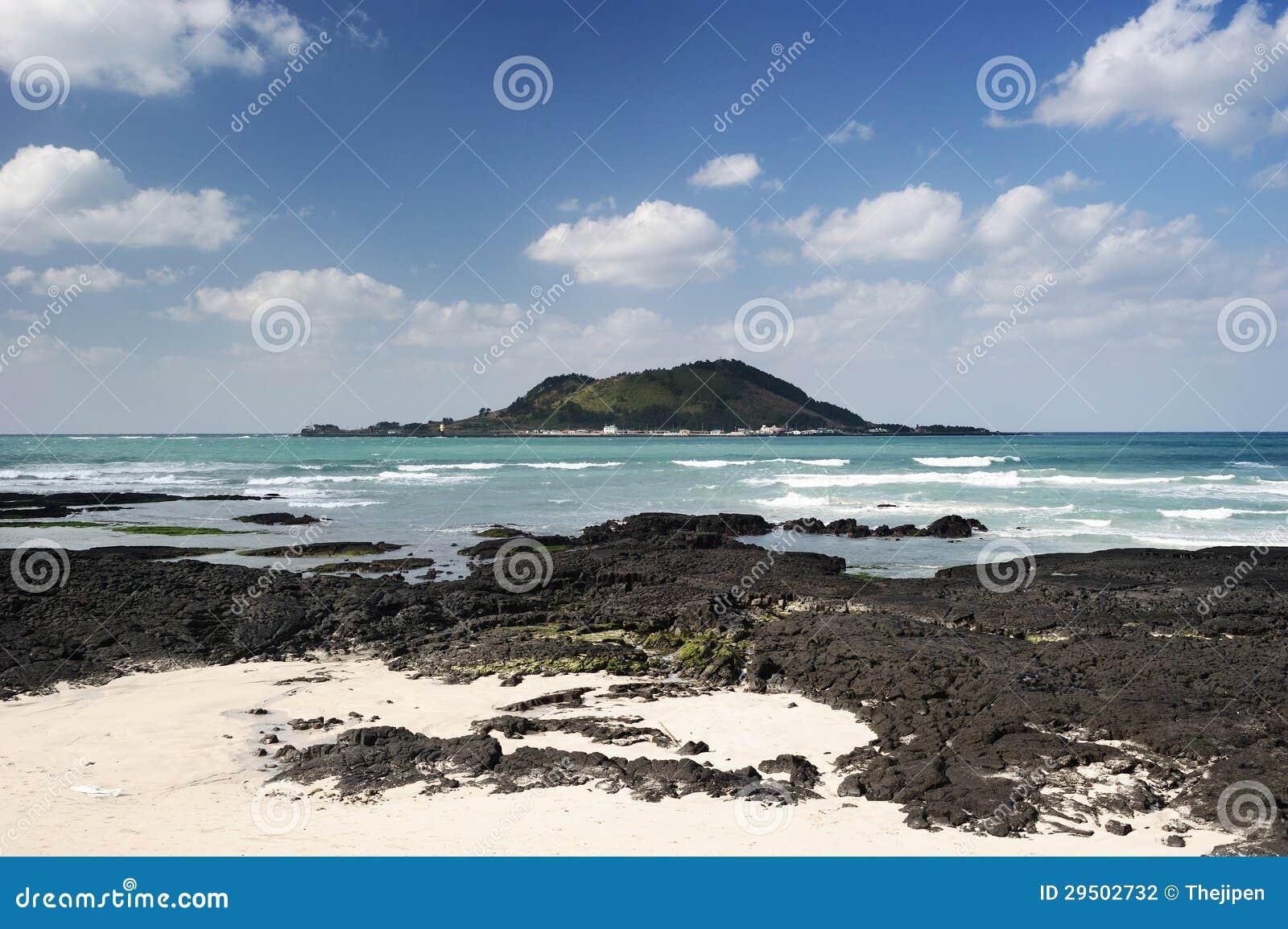 Het Strand van Hyeopjae