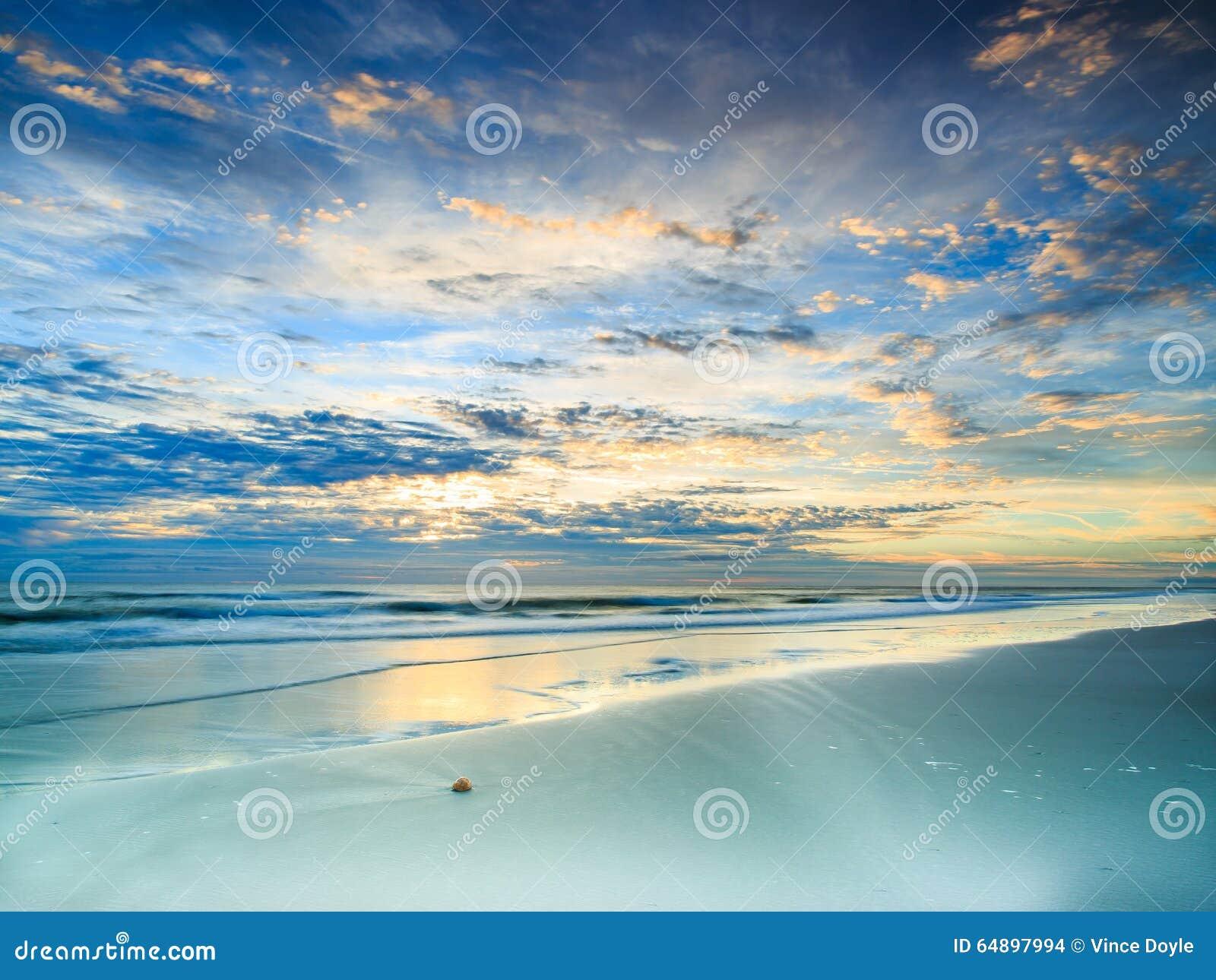 Het Strand van Jacksonville