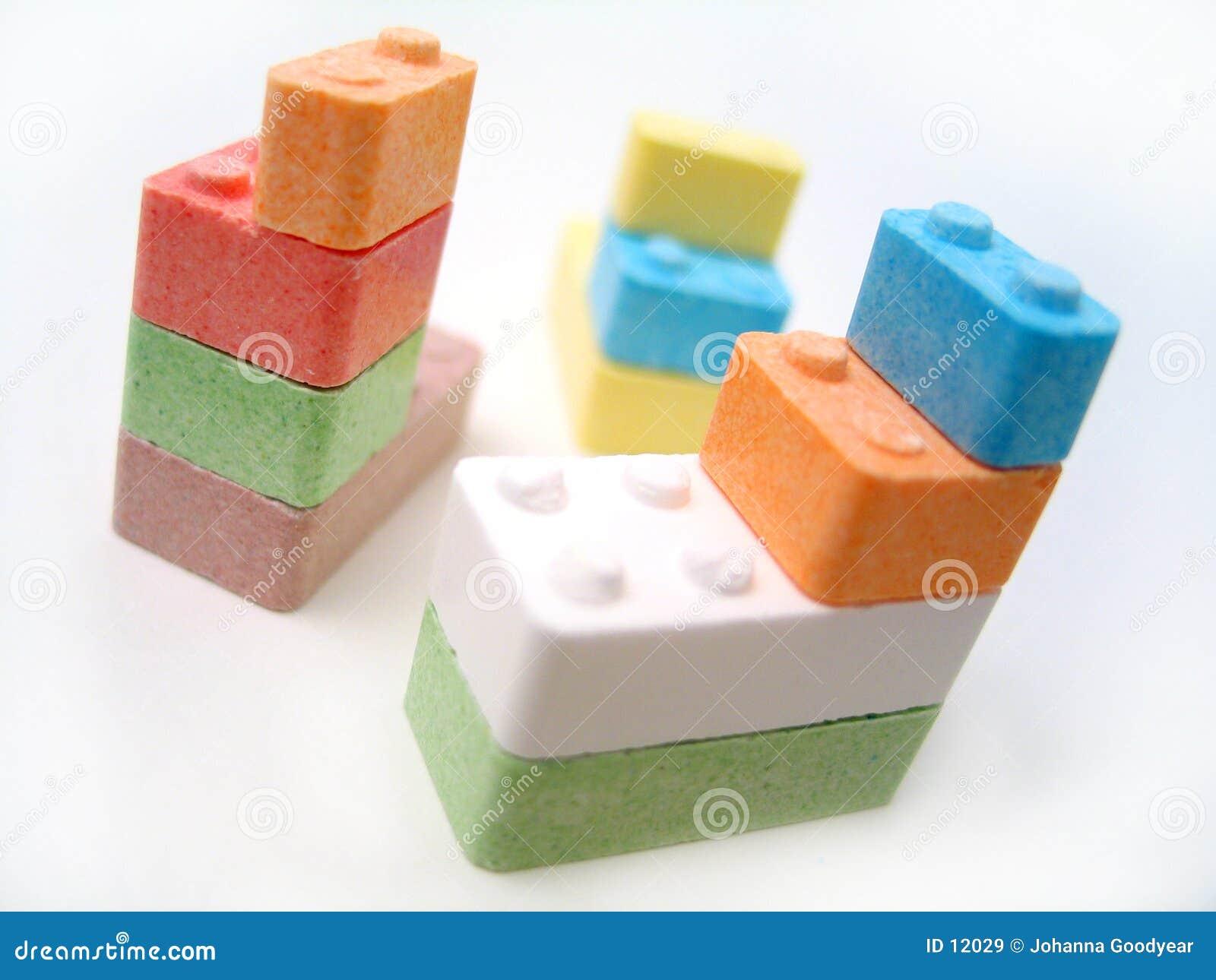 Het suikergoed blokkeert II