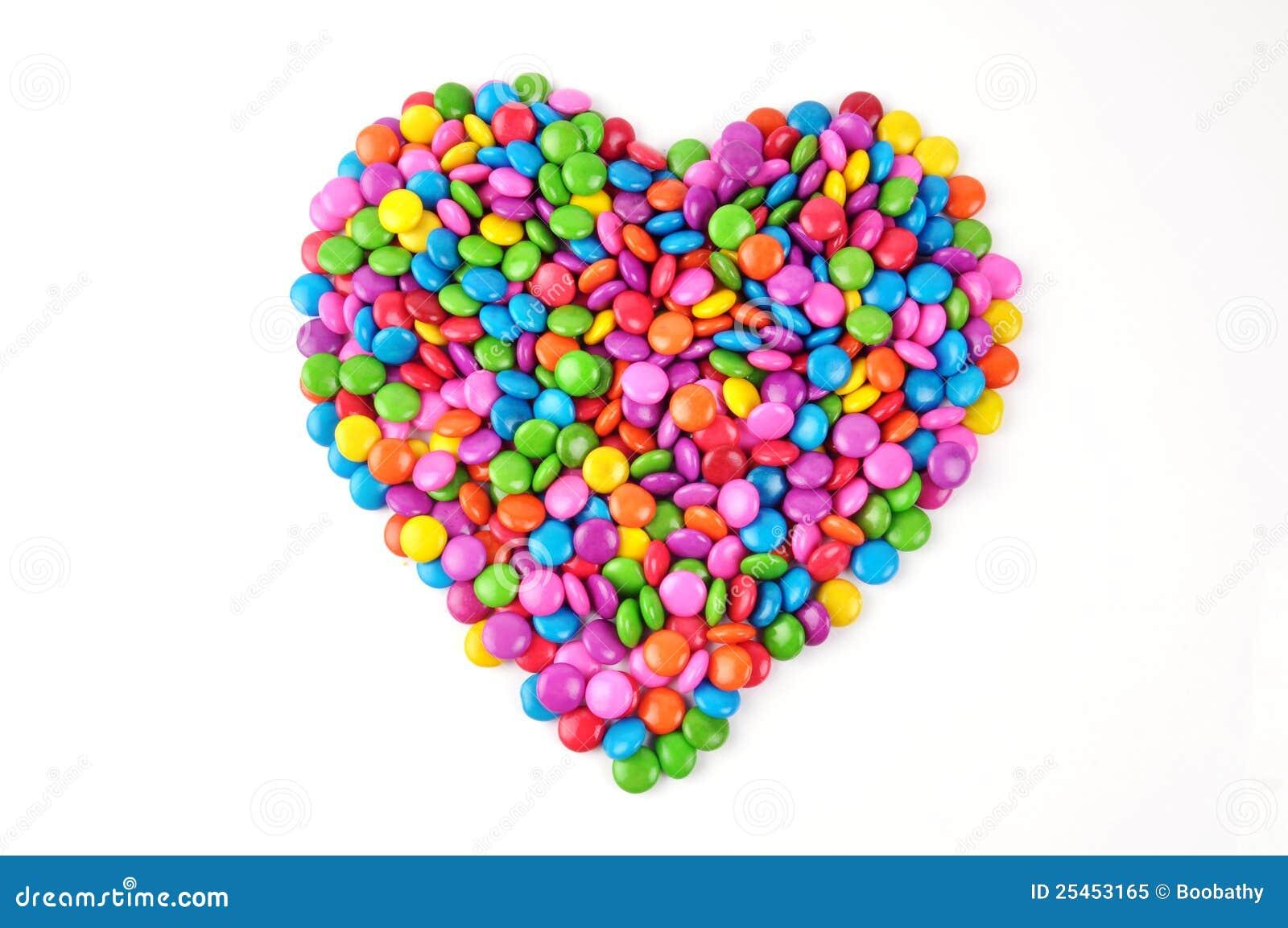Het suikergoed van de liefde