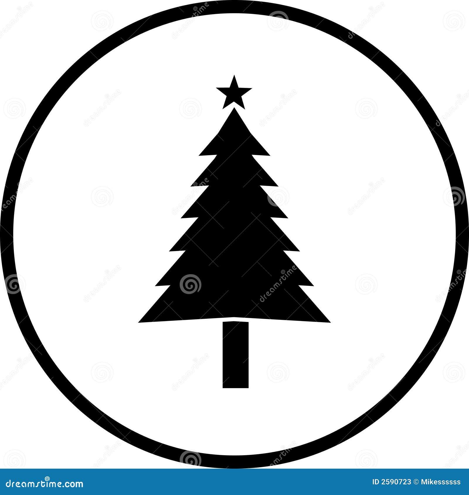 Het symbool van de kerstboom