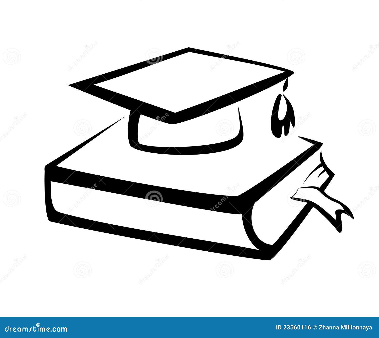 Het symbool van het onderwijs, kennisconcept