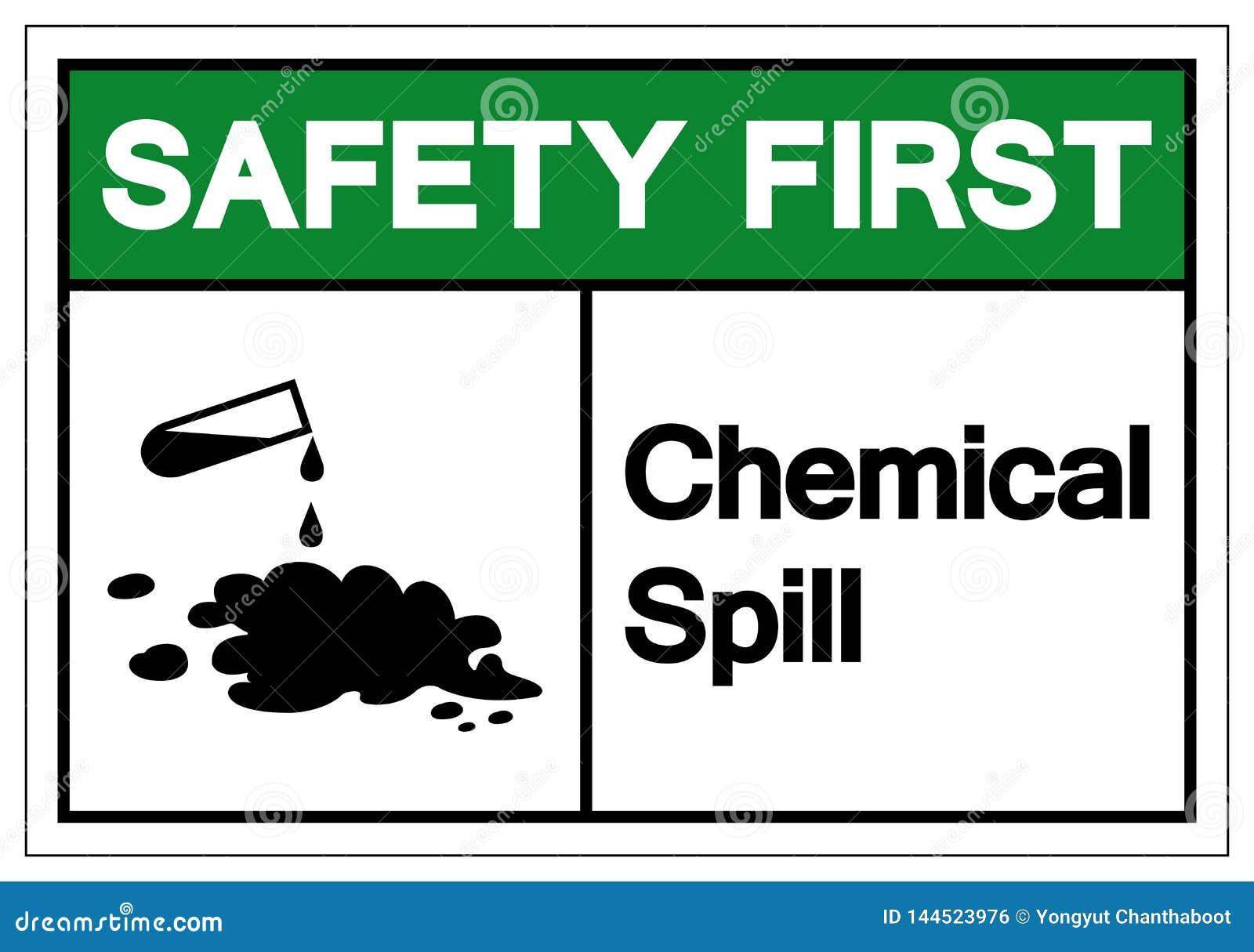 Het Symboolteken van de veiligheids isoleert het Eerste Chemische Morserij, Vectorillustratie, op Wit Etiket Als achtergrond EPS1