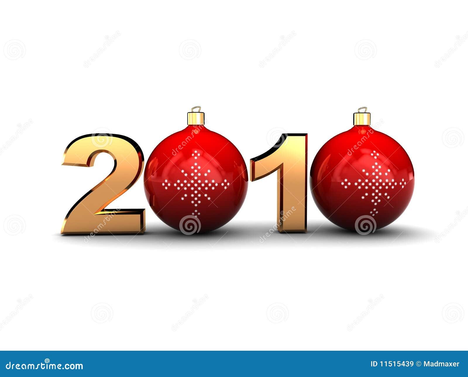 Het teken van 2010