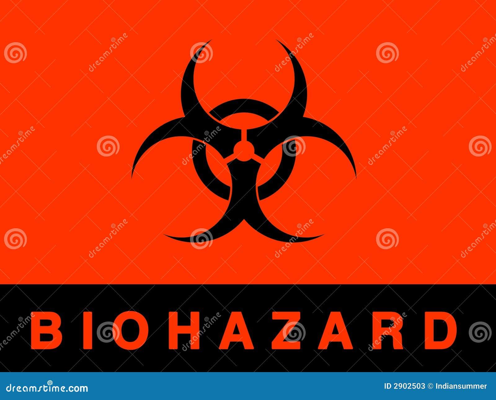 Het teken van Biohazard