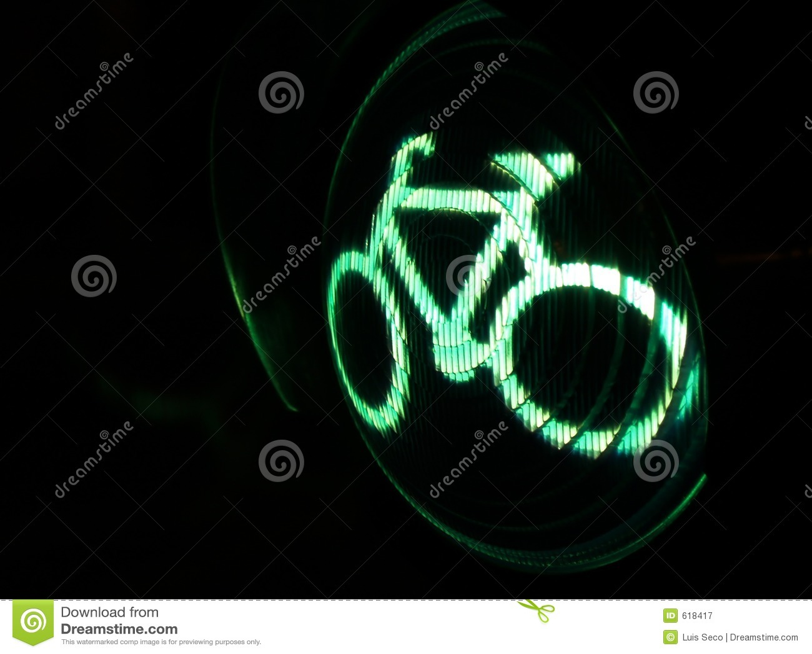 Het teken van de fiets