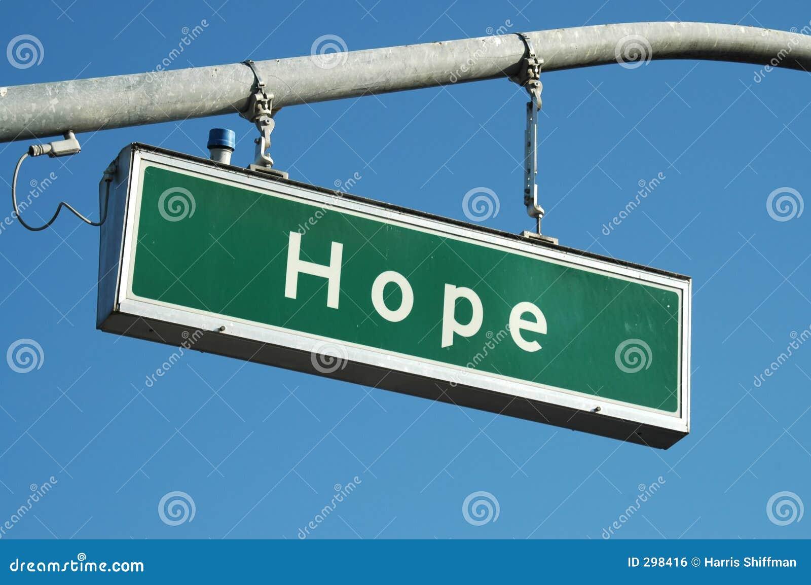 Aangeboren hoop