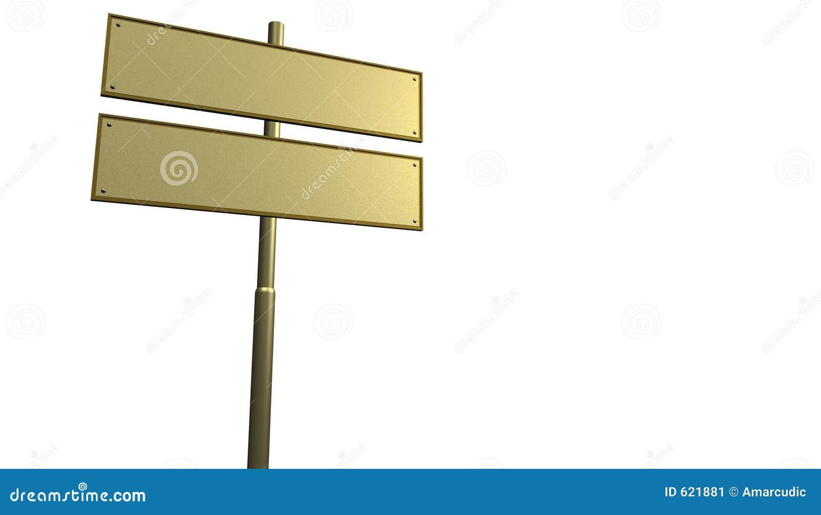 Het teken van de straat