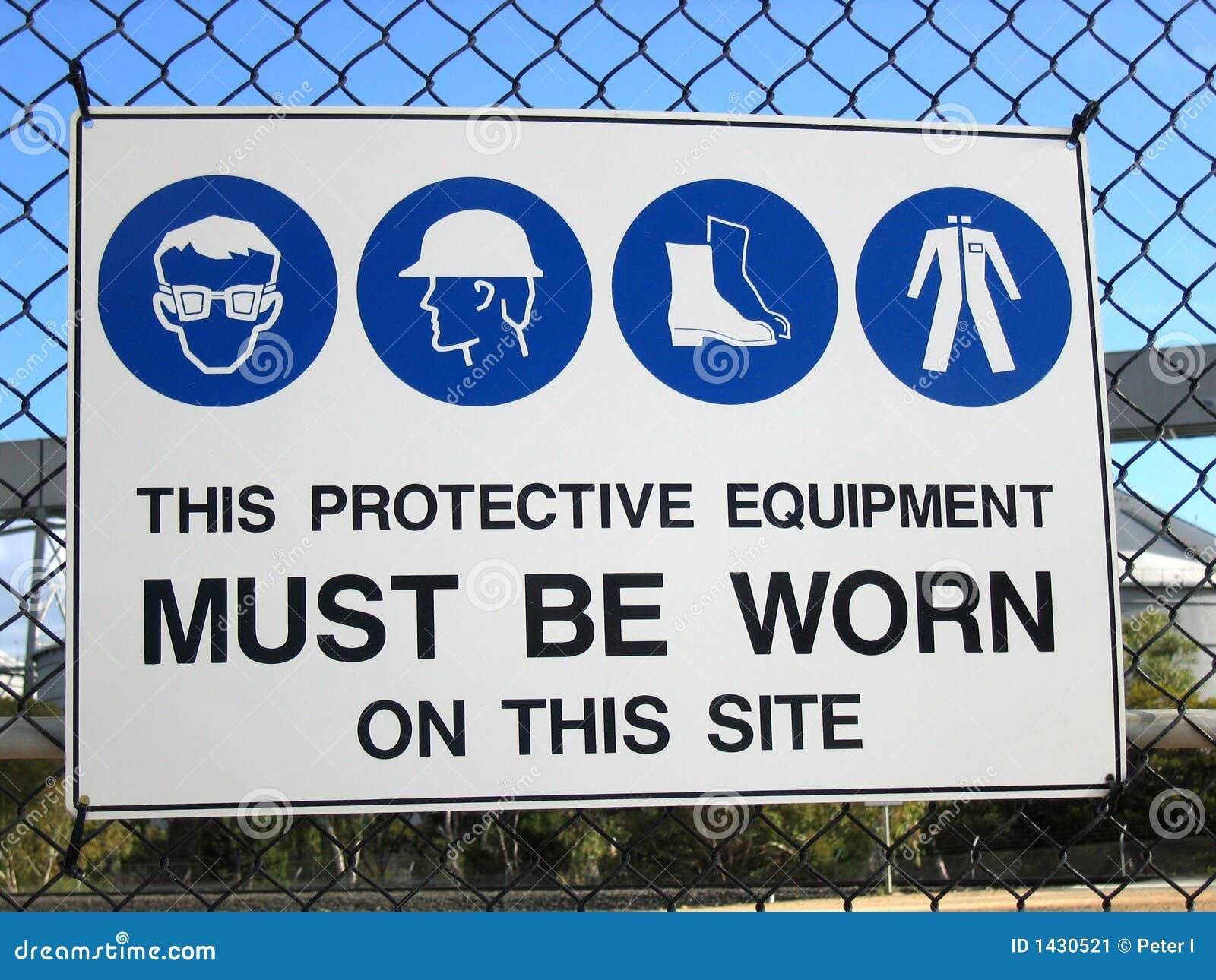 Het Teken van de veiligheid