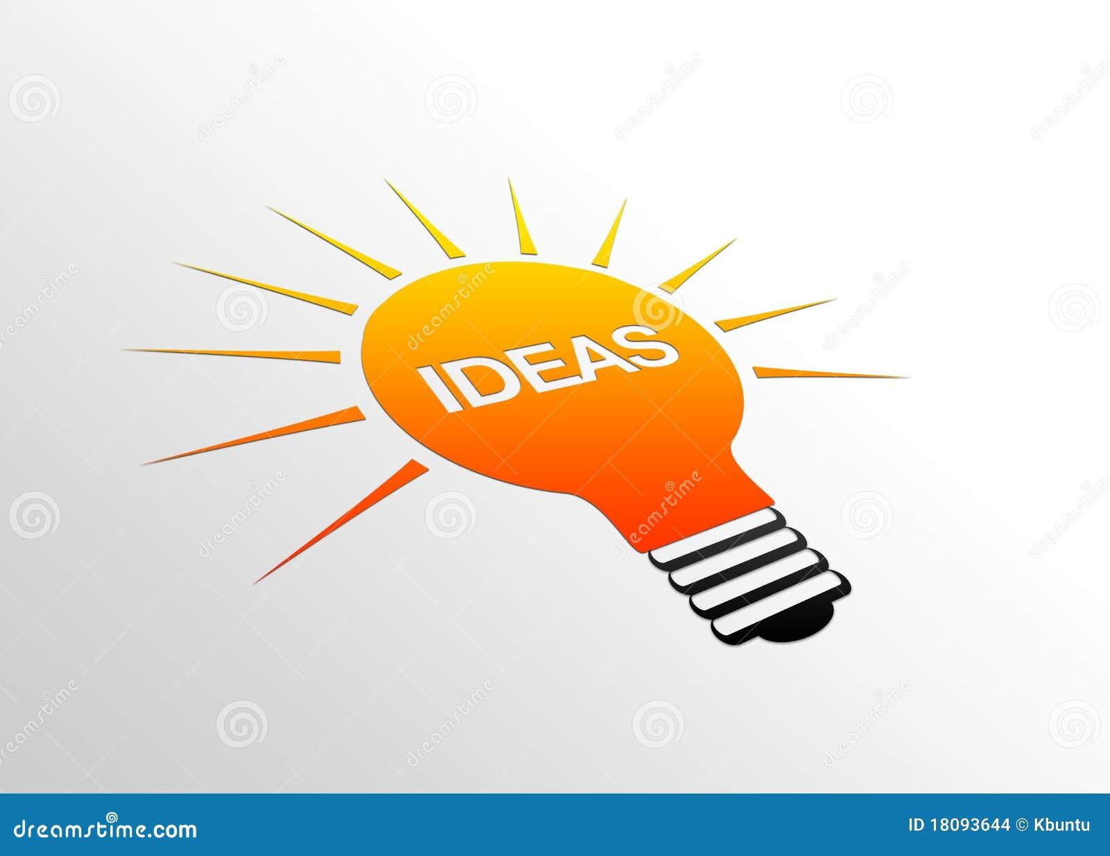 Het teken van het idee van het perspectief stock illustratie afbeelding 18093644 - Idee van zolderruimte ...
