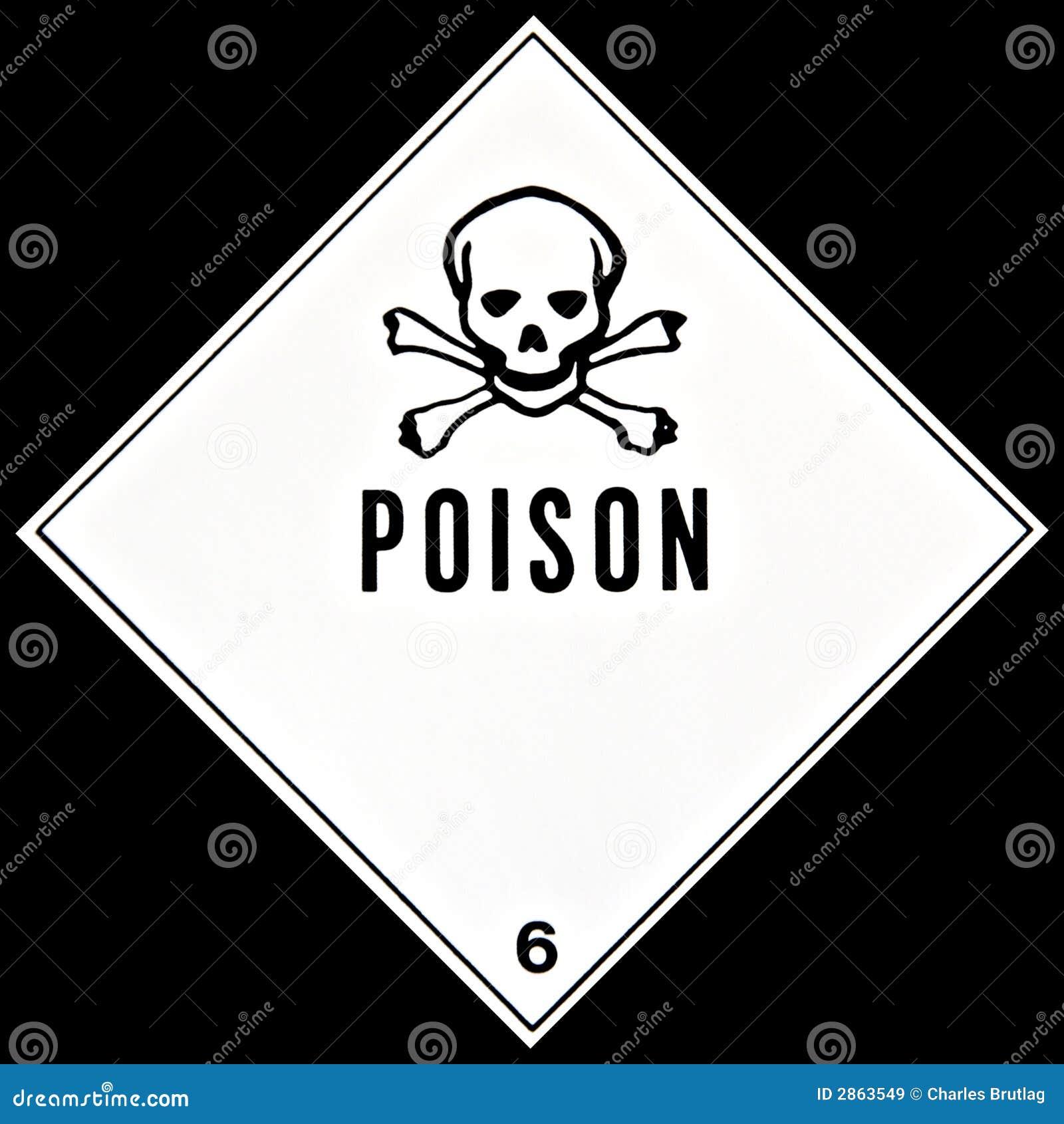 Het Teken van het vergift