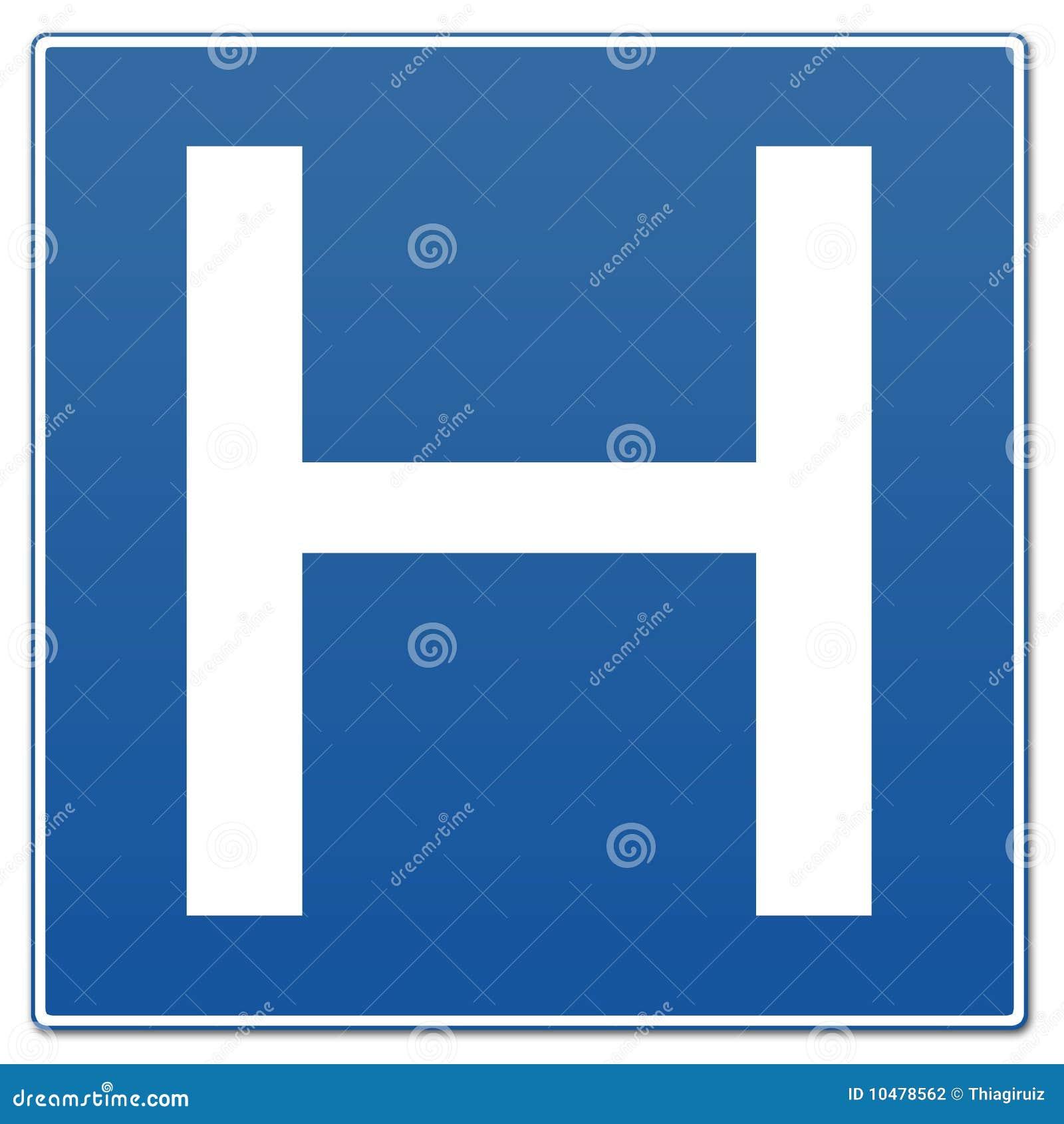 Het Teken van het ziekenhuis