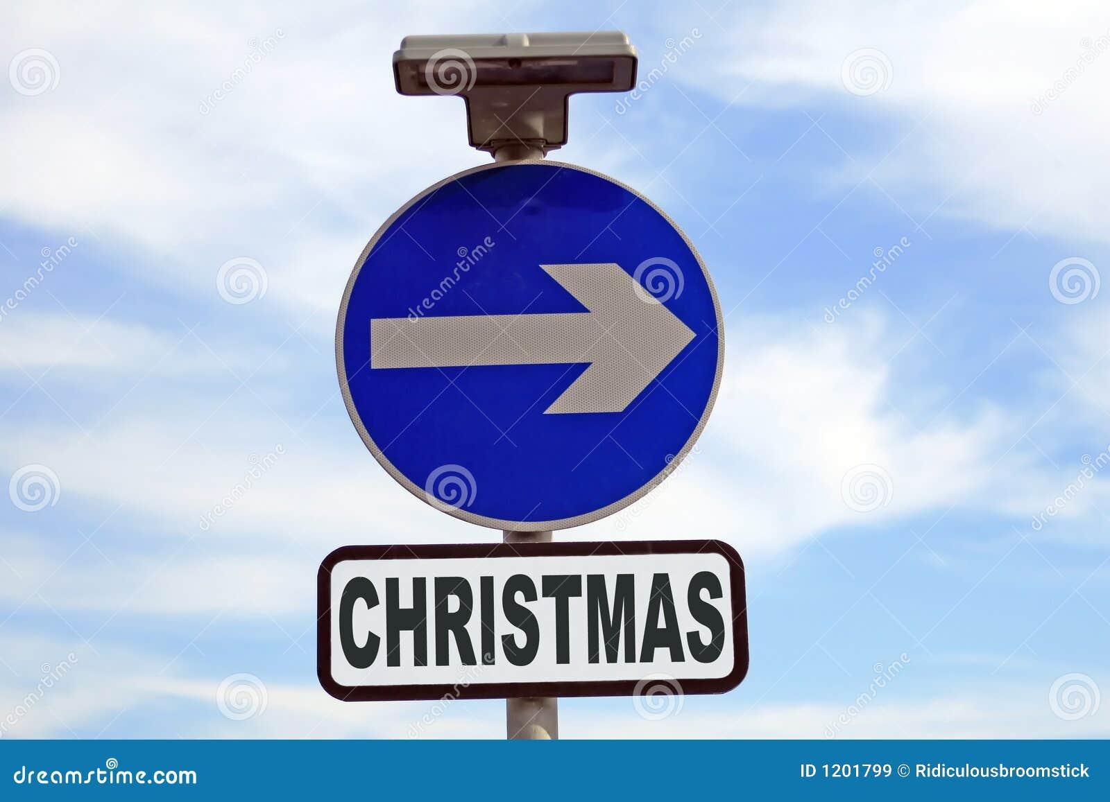 Het teken van Kerstmis