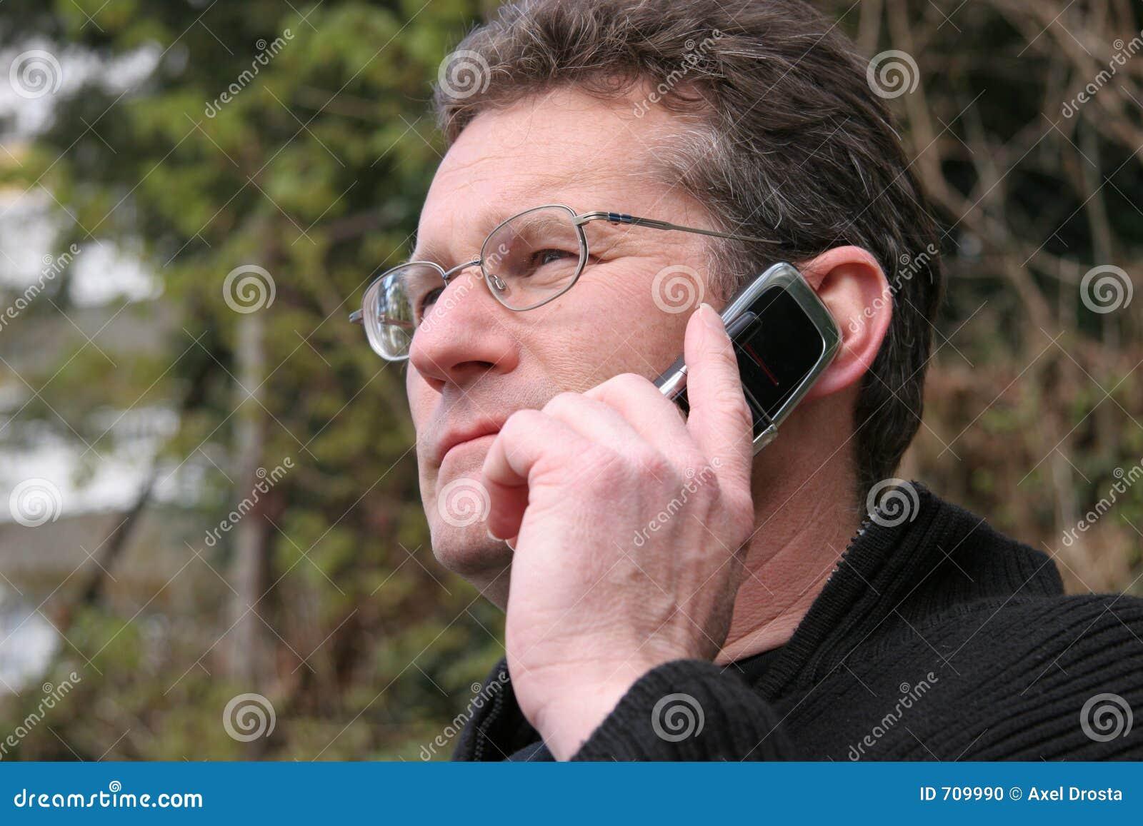 Het telefoneren