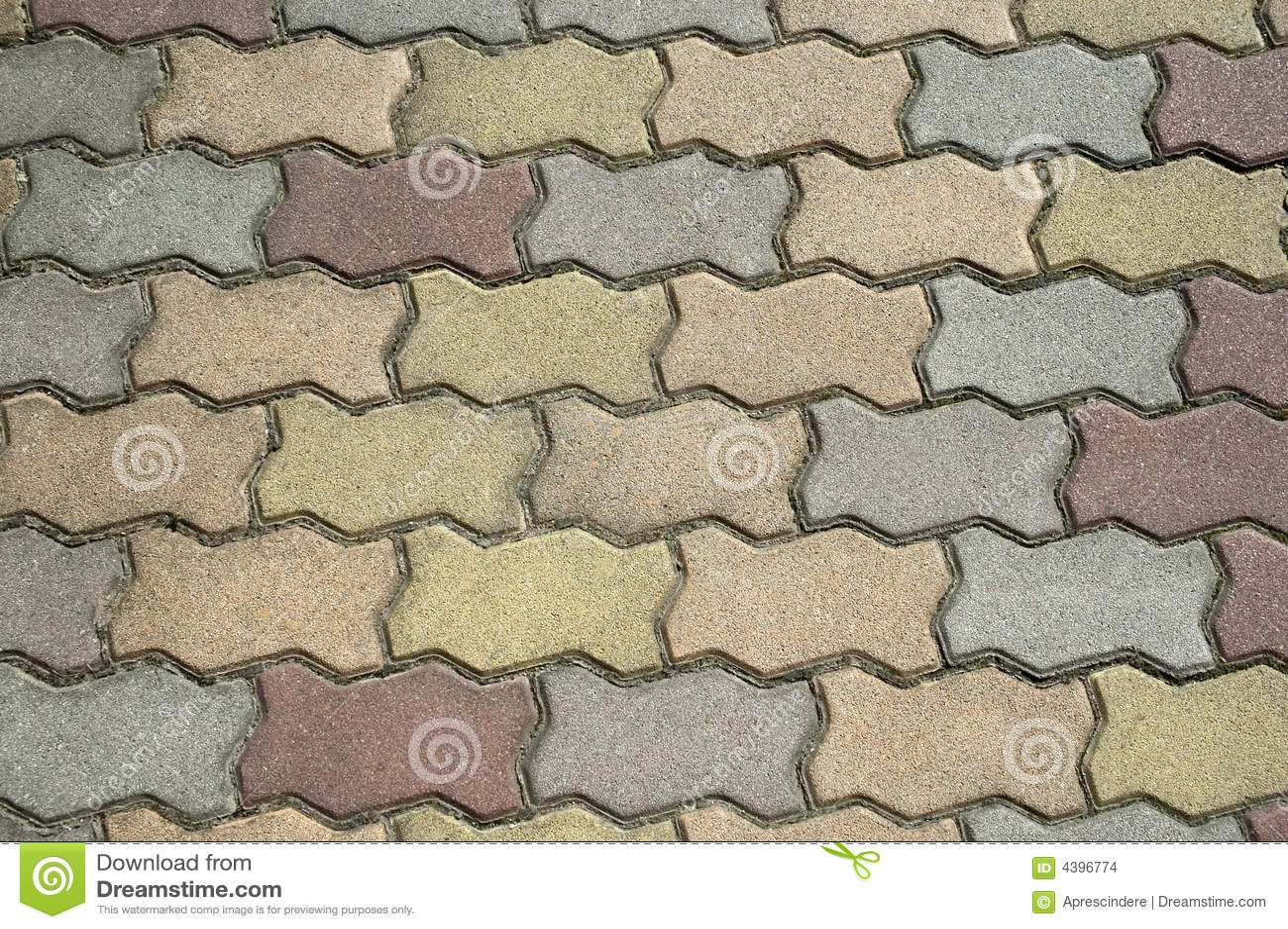 Het terras van de baksteen stock foto. afbeelding bestaande uit