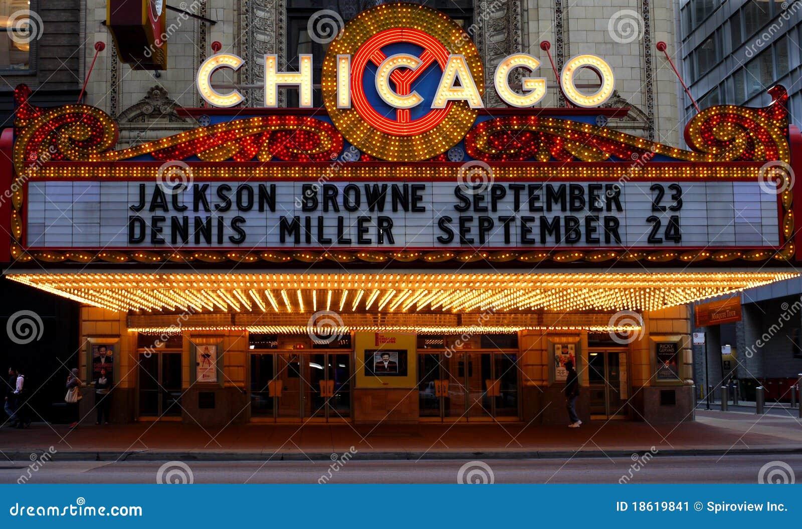Het Theater van Chicago