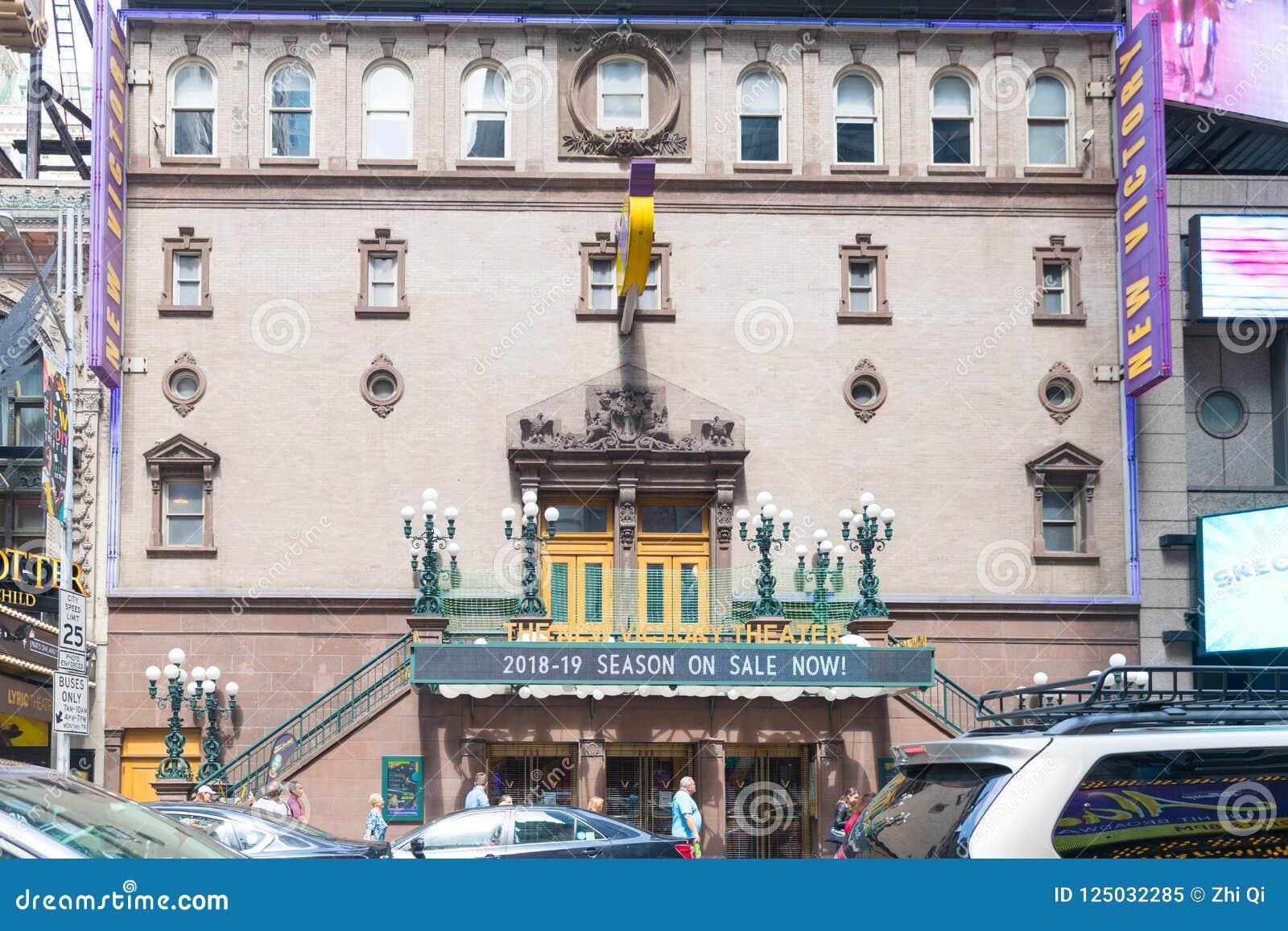 Het theater van New York ` s voor jonge geitjes en families
