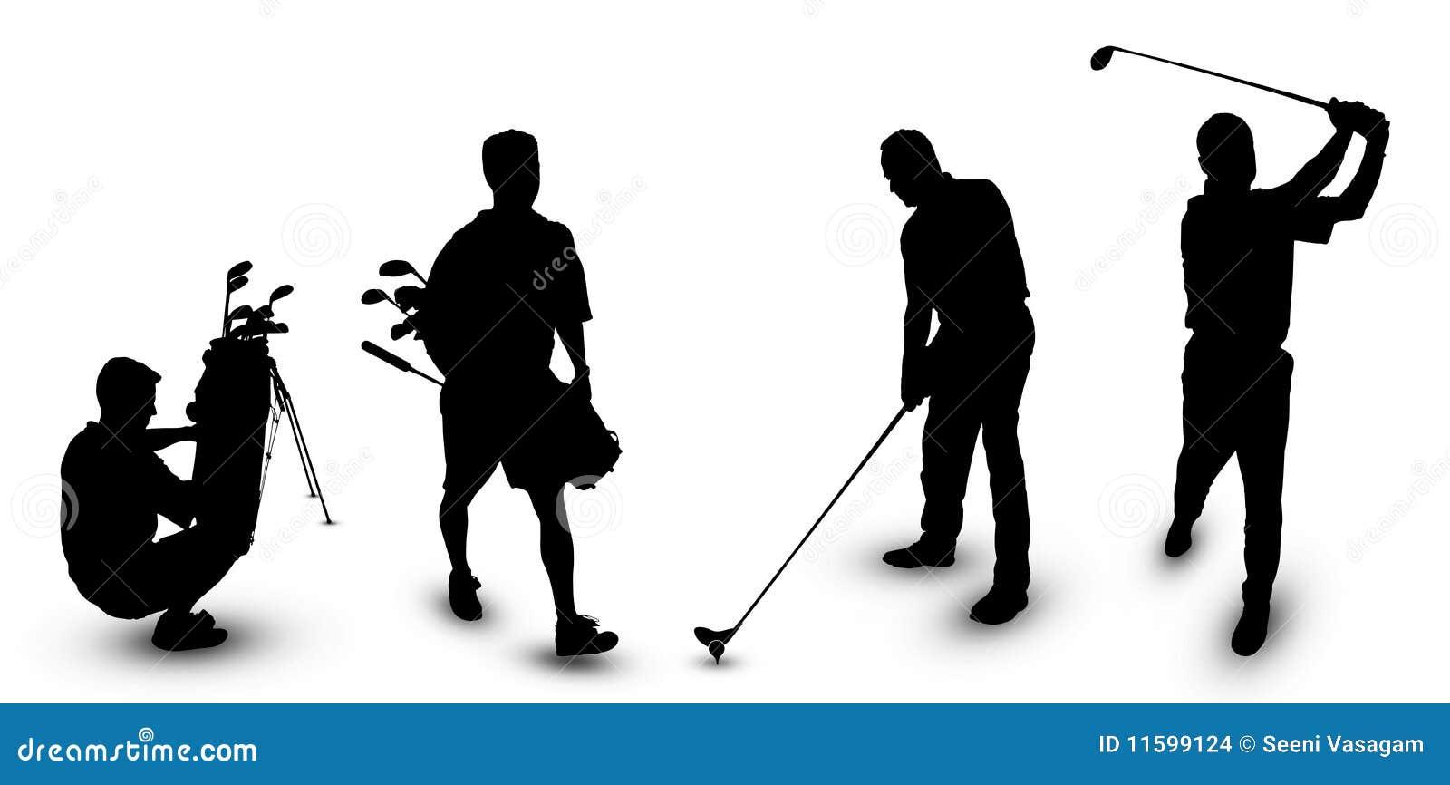 Het Thema van het golf