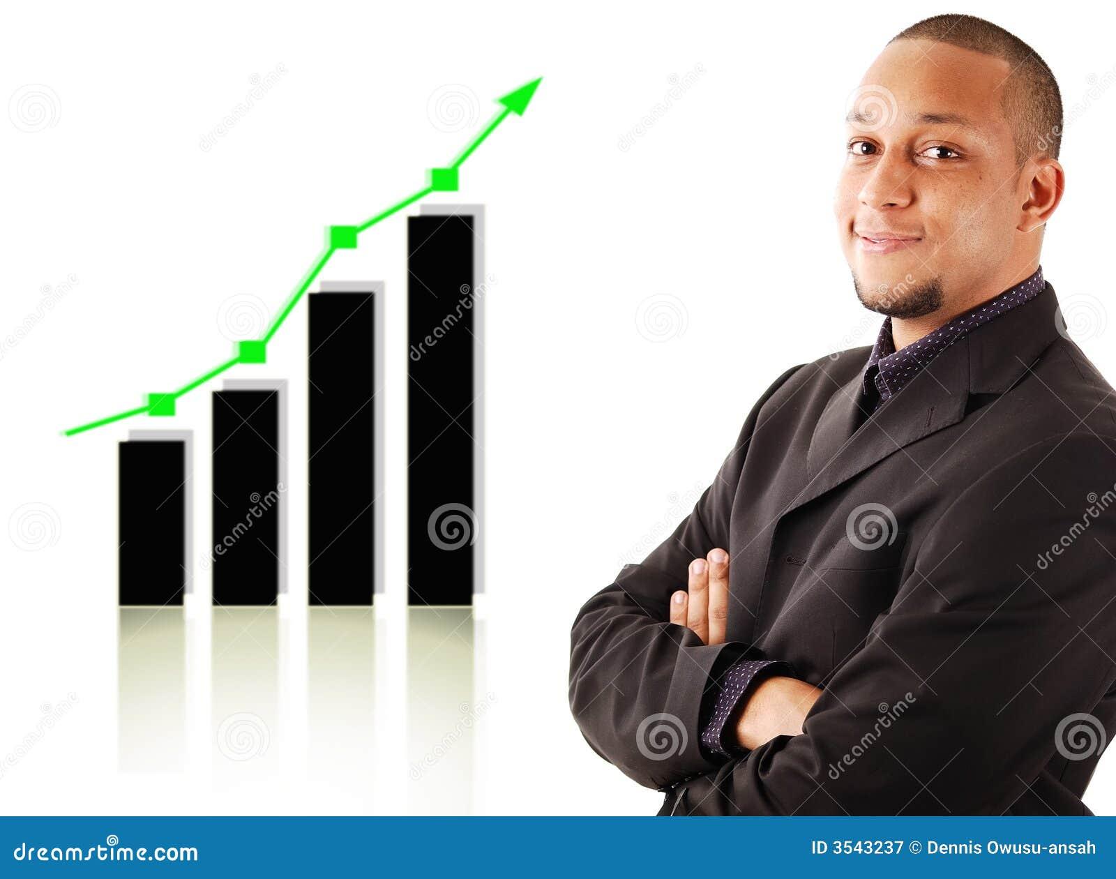Het toenemen Grafiek