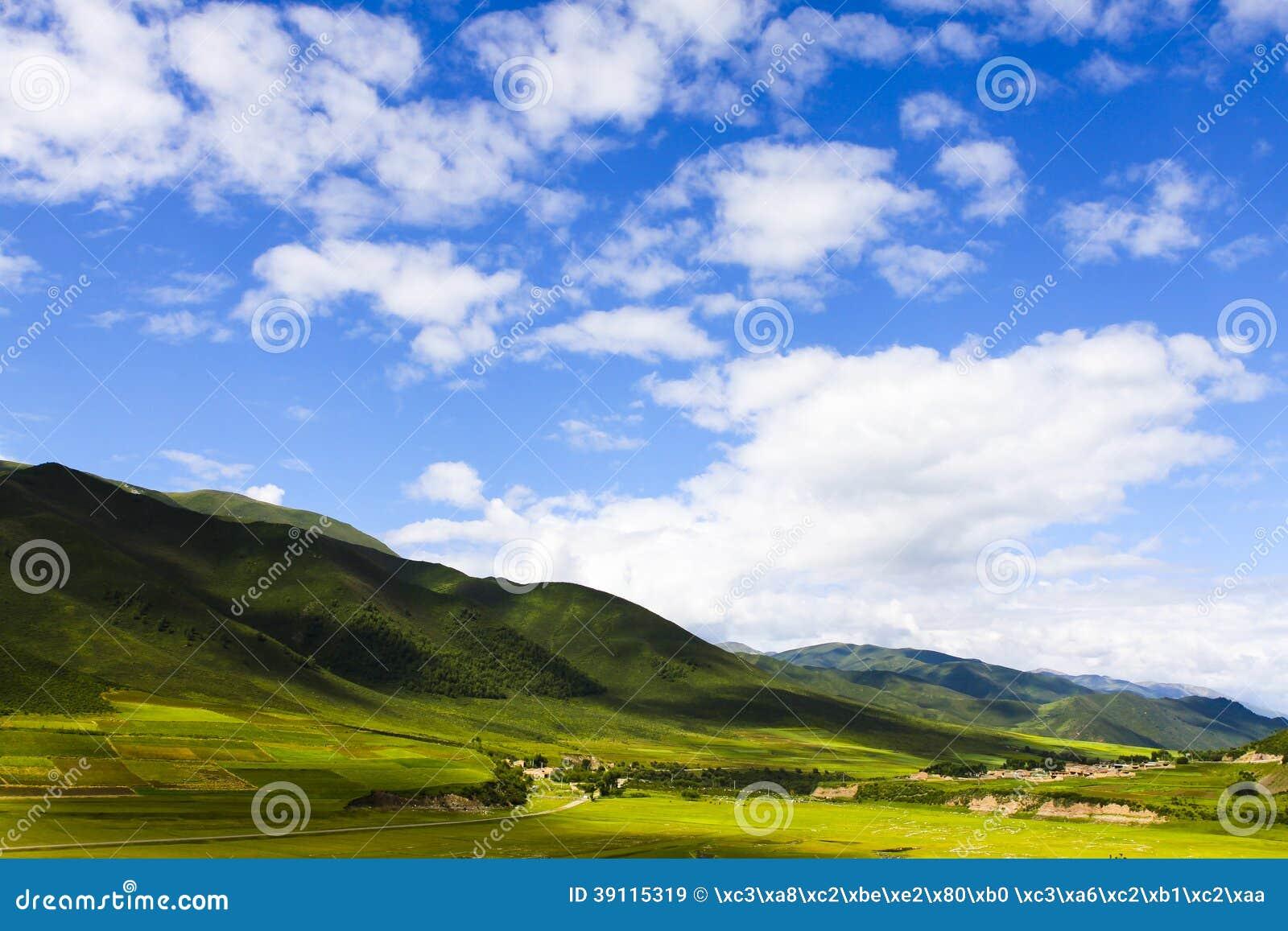 Het Toerisme van China Qinghai
