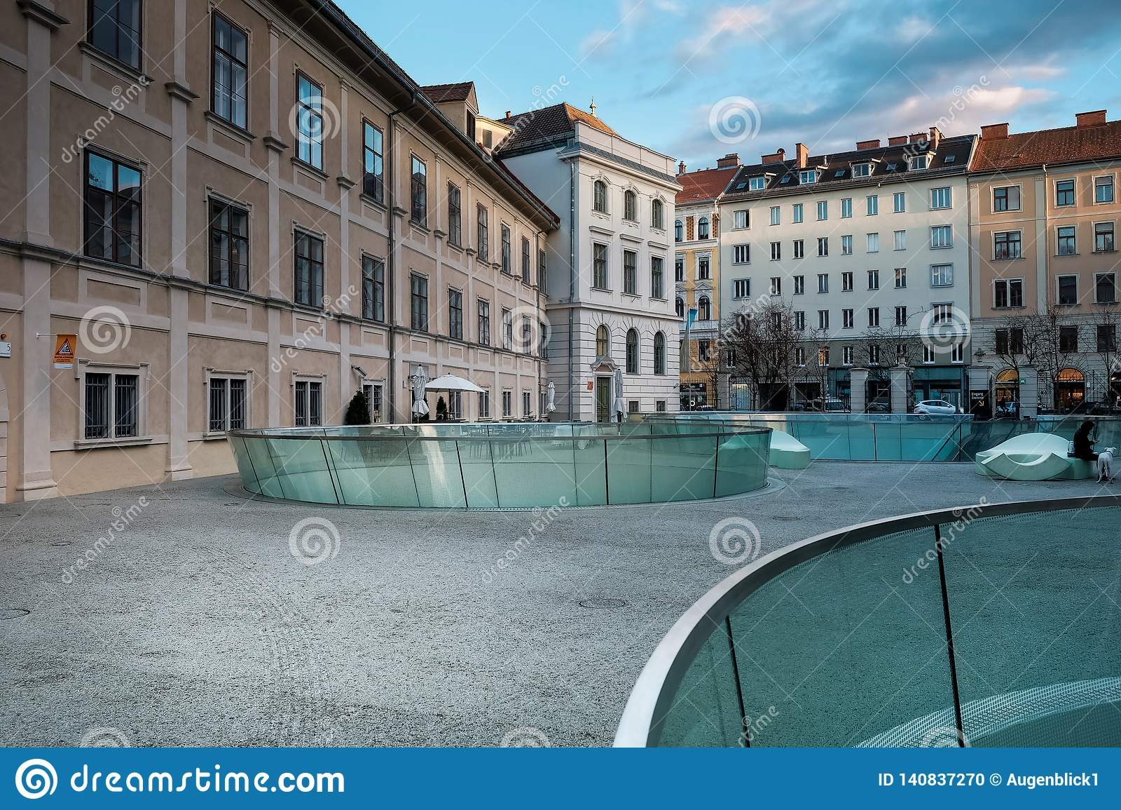 Het Universele Museum van Joanneum in Graz