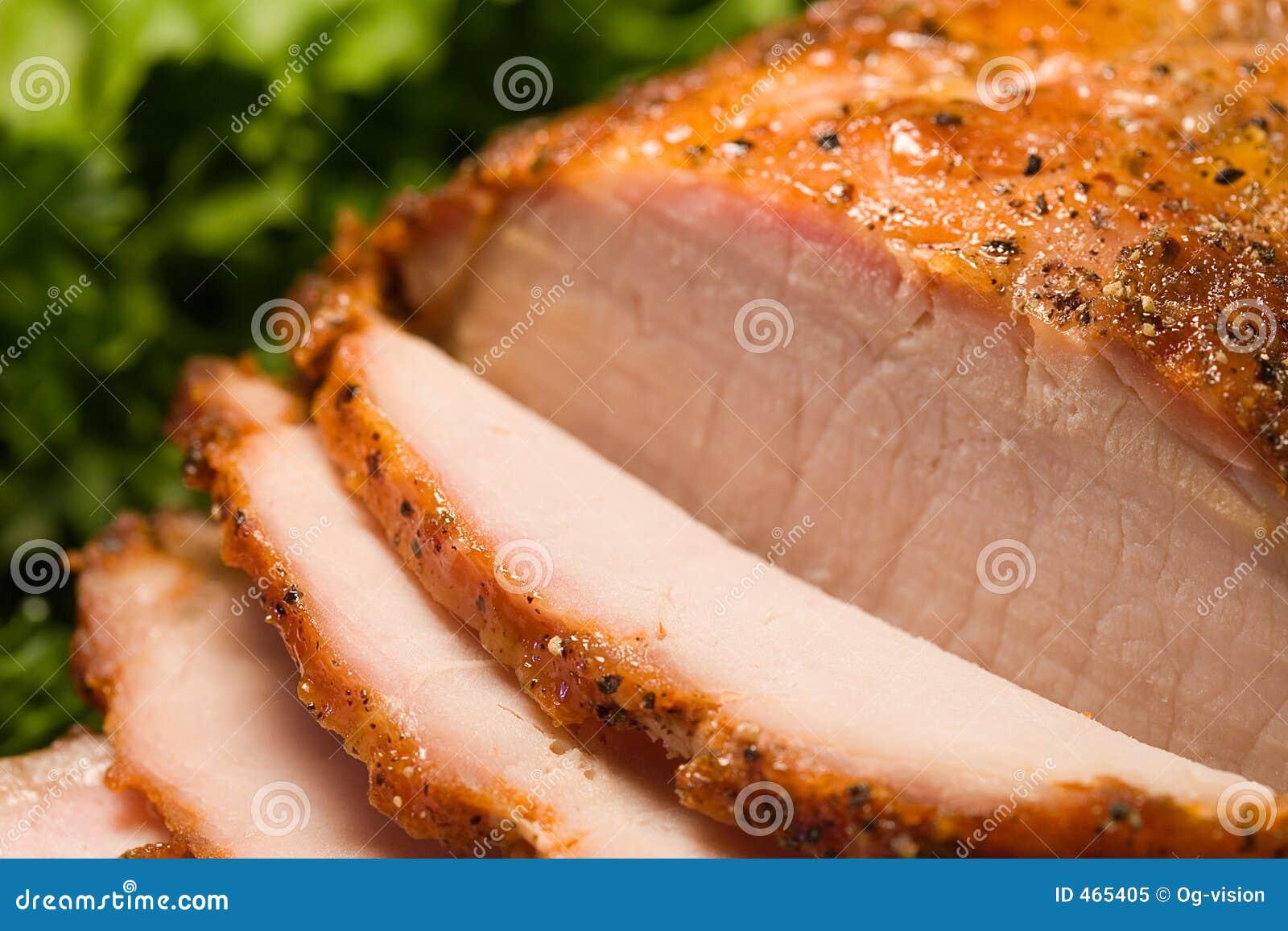 Het Varkensvlees van het braadstuk