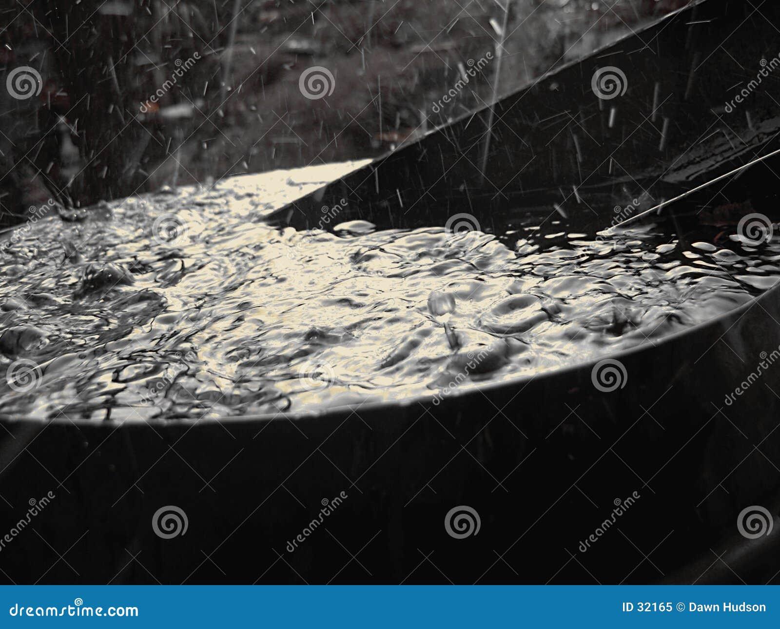 Het Vat van het regenwater