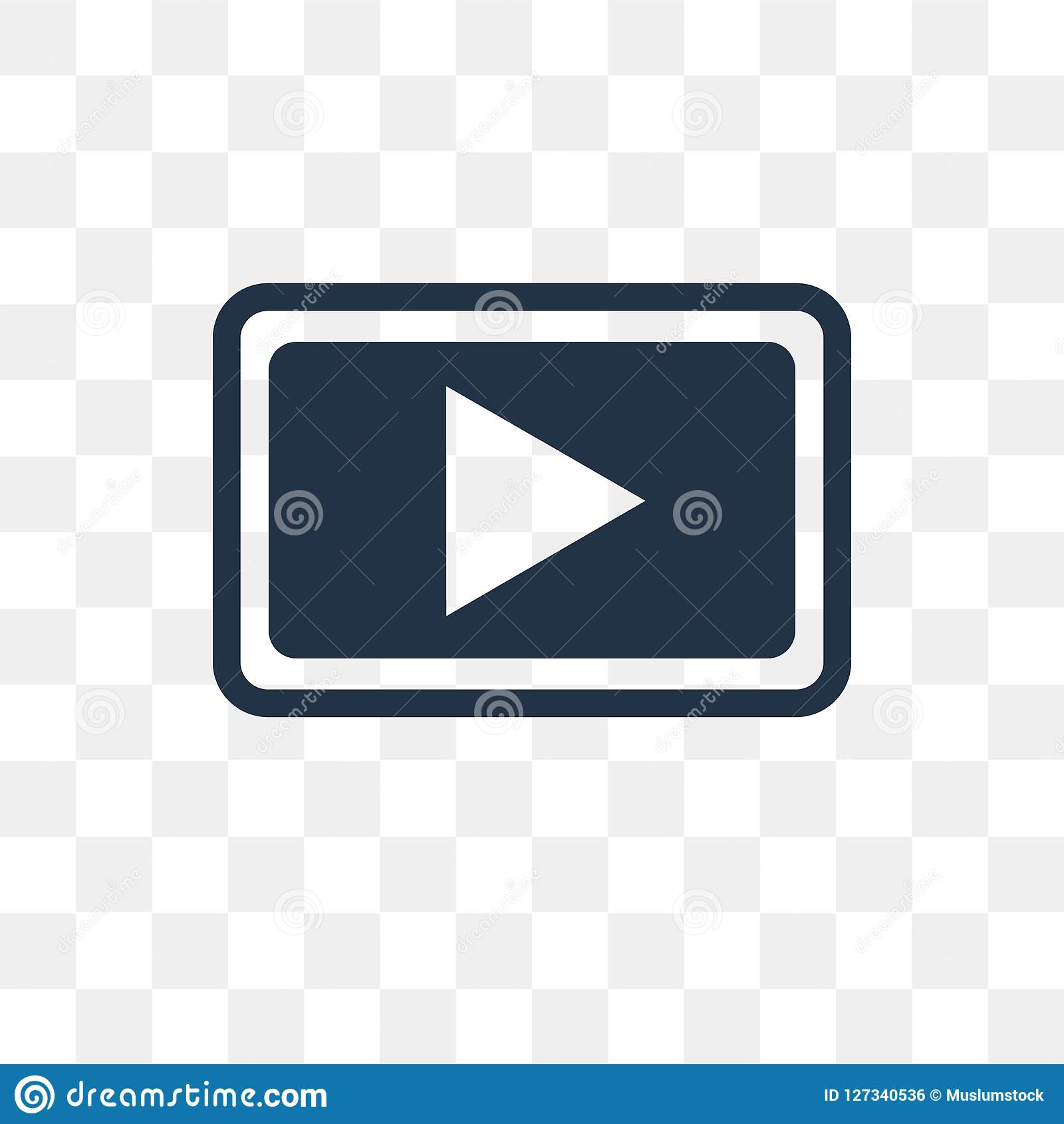 Het vectordiepictogram van de spelknoop op transparante achtergrond, Spel wordt geïsoleerd