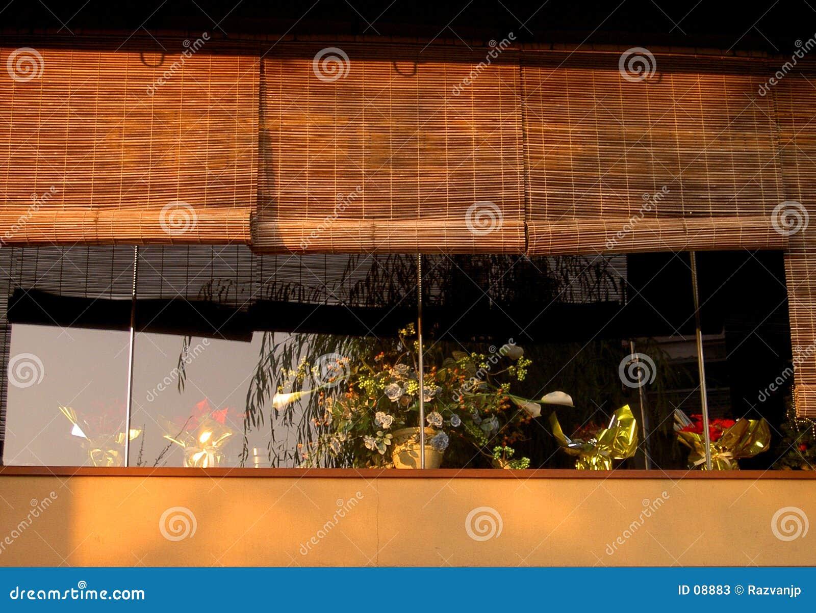 Het venster van Gion