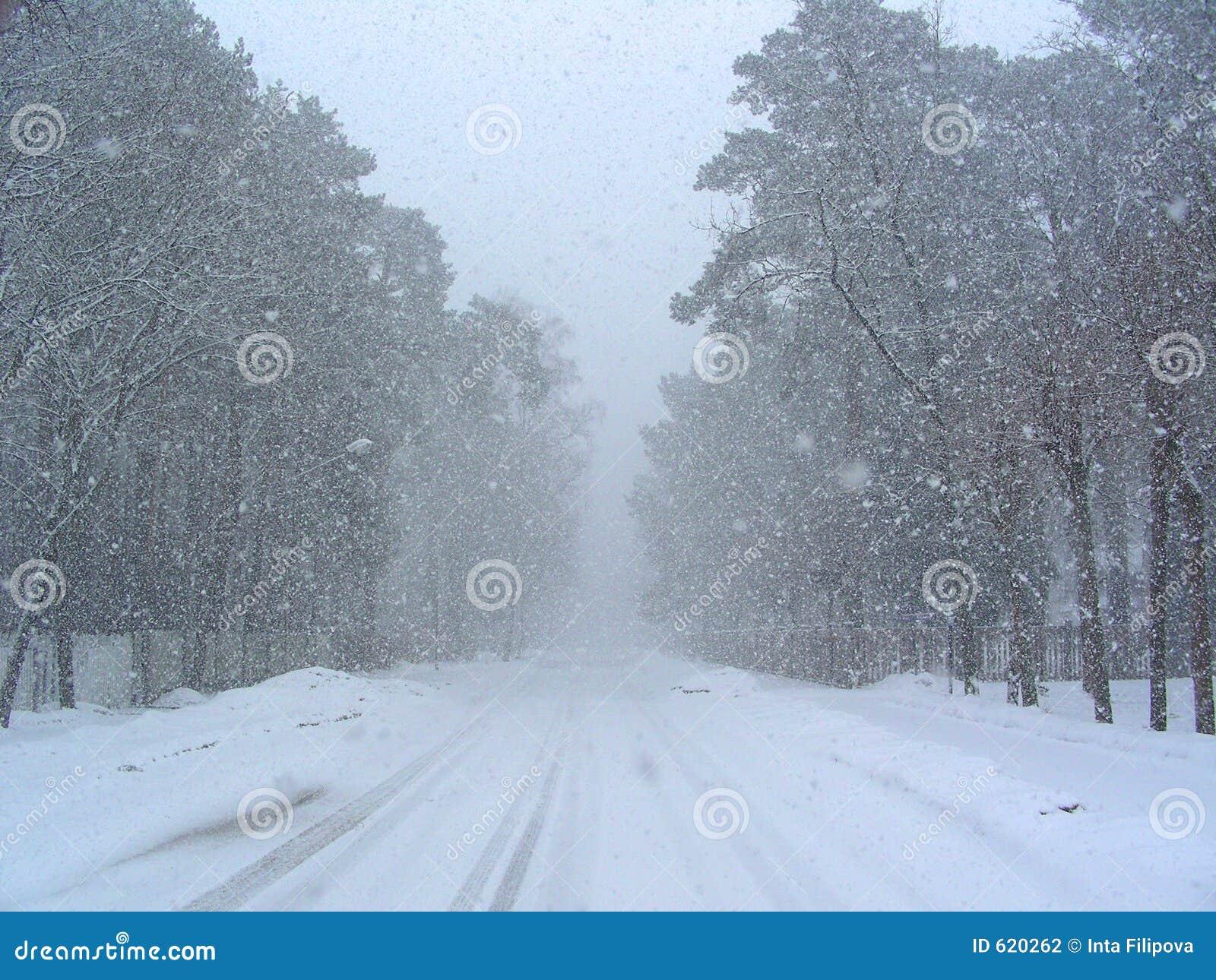 Het verhaal van de winter
