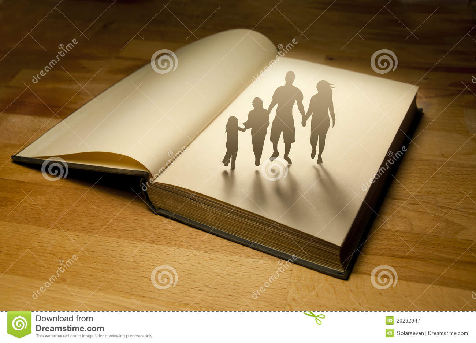 Het Verhaal van het Boek van de familie