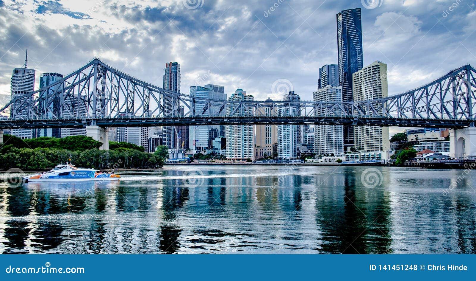 Het Verhaalbrug van Brisbane