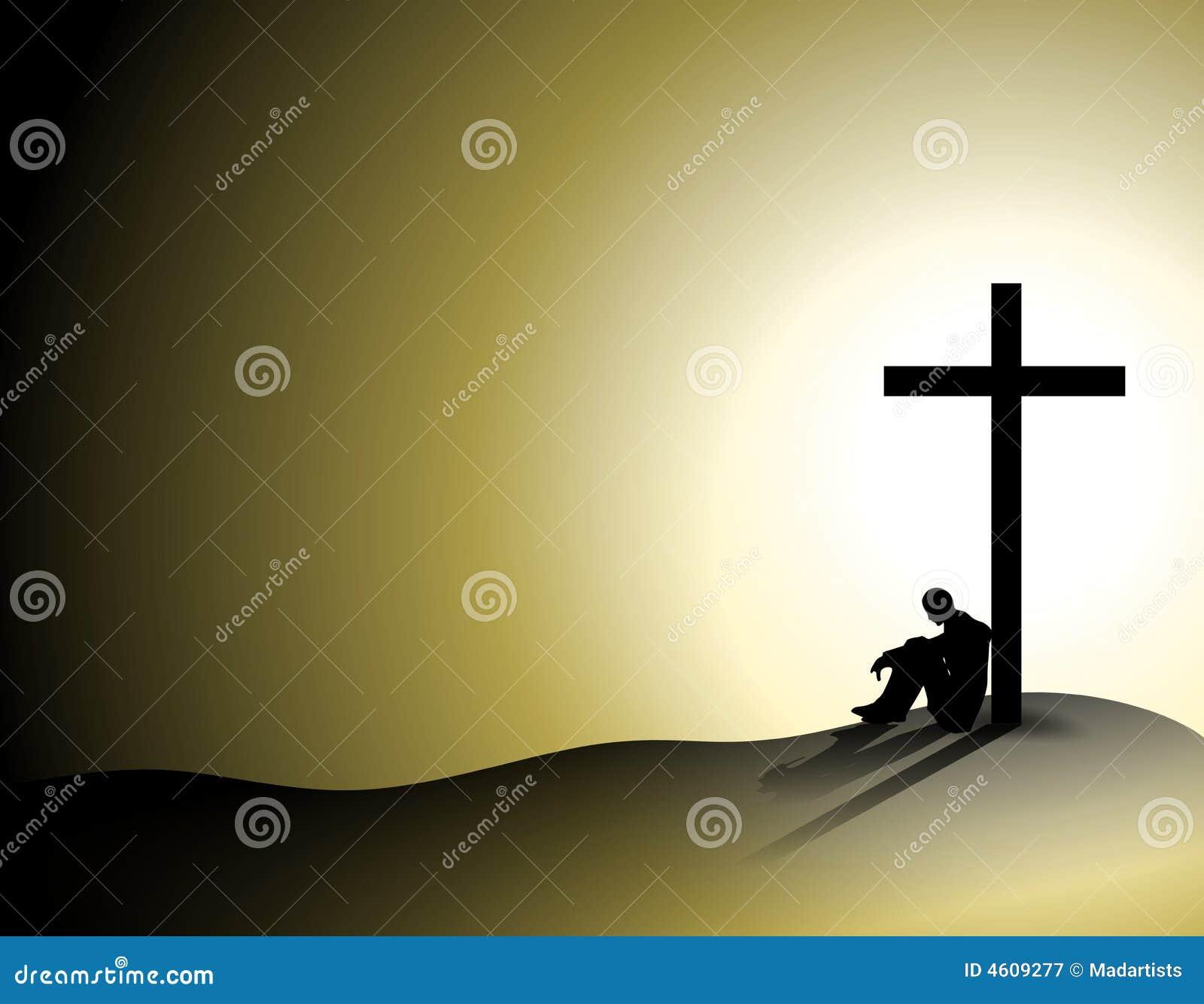 Het Verliezende Geloof van de mens in Godsdienst