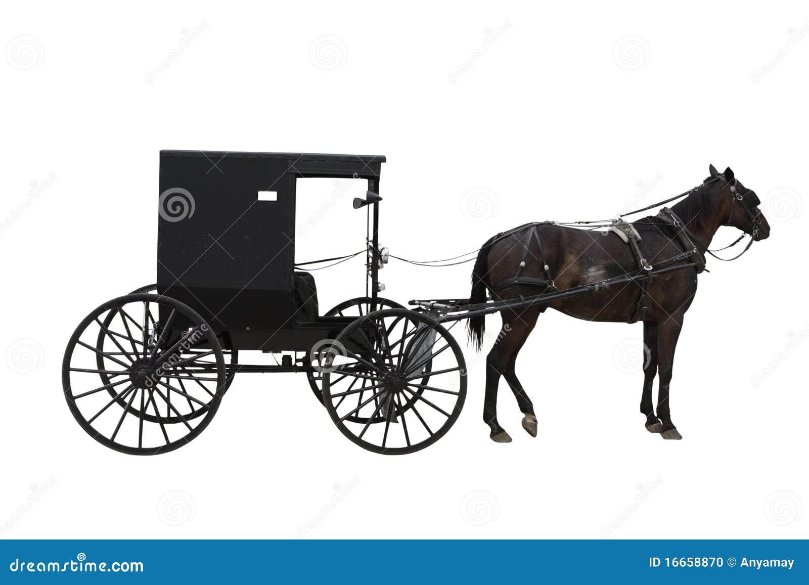 Het vervoer van Amish