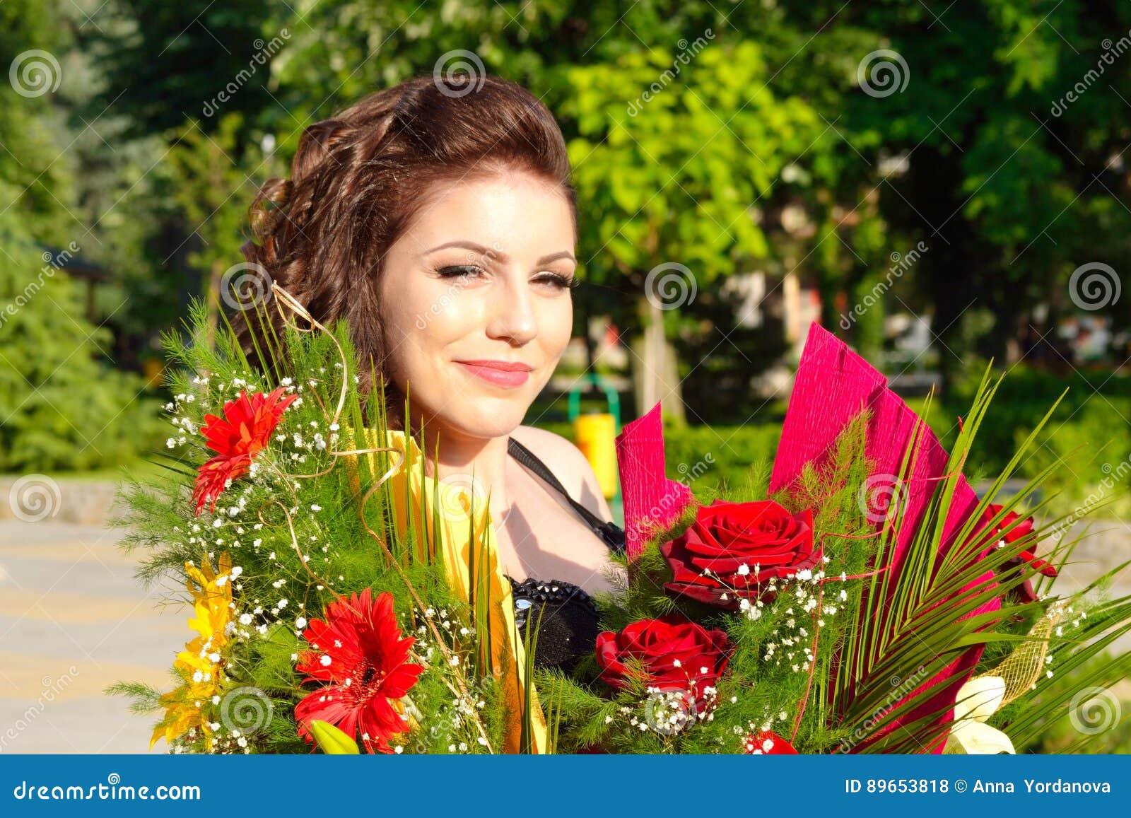 Het vieren schoonheidsbloemen