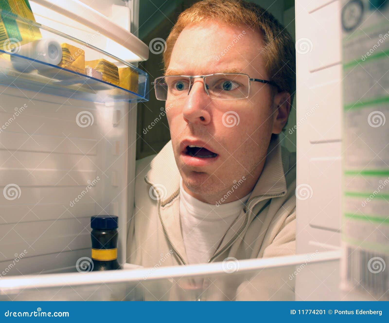 Het vinden in de koelkast