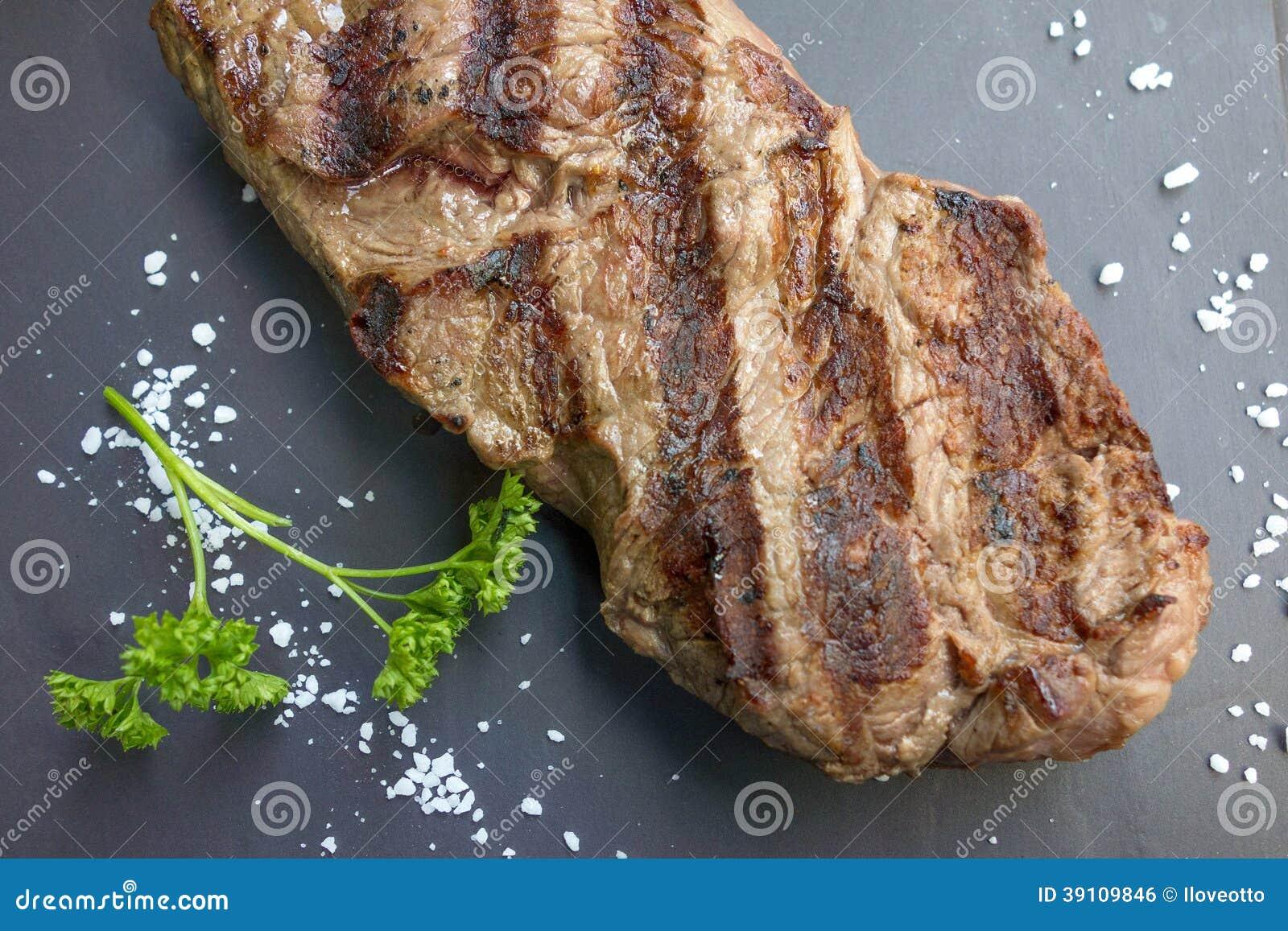 Het vlees van het lapje vleesrundvlees