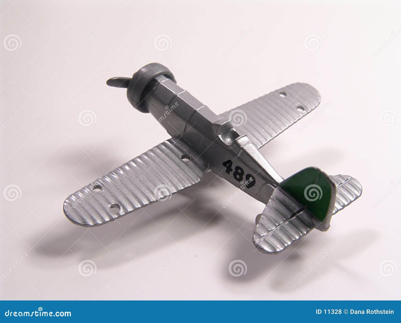 Het Vliegtuig van het stuk speelgoed