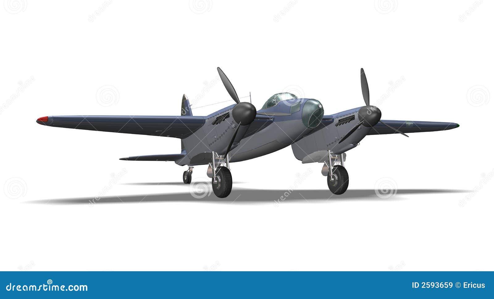 Het vliegtuig van het vliegtuig