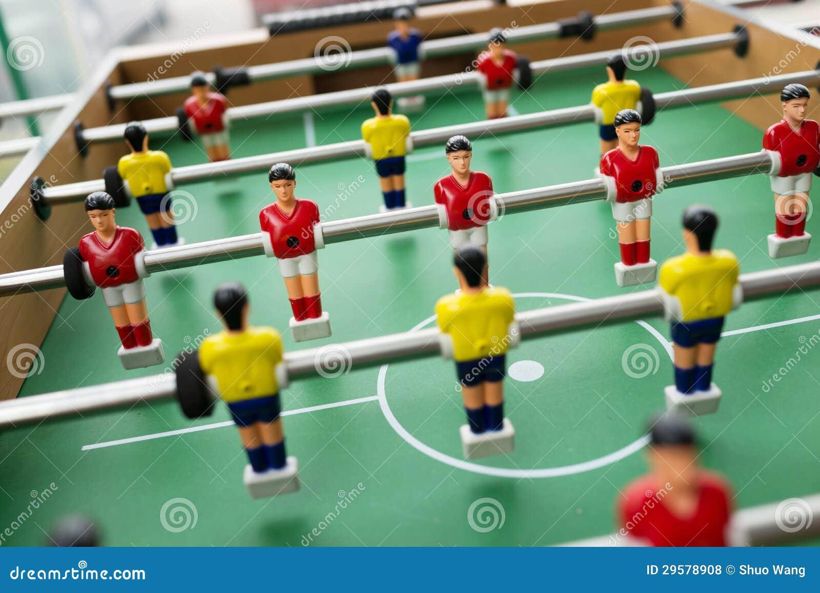 Het voetbal van de lijst