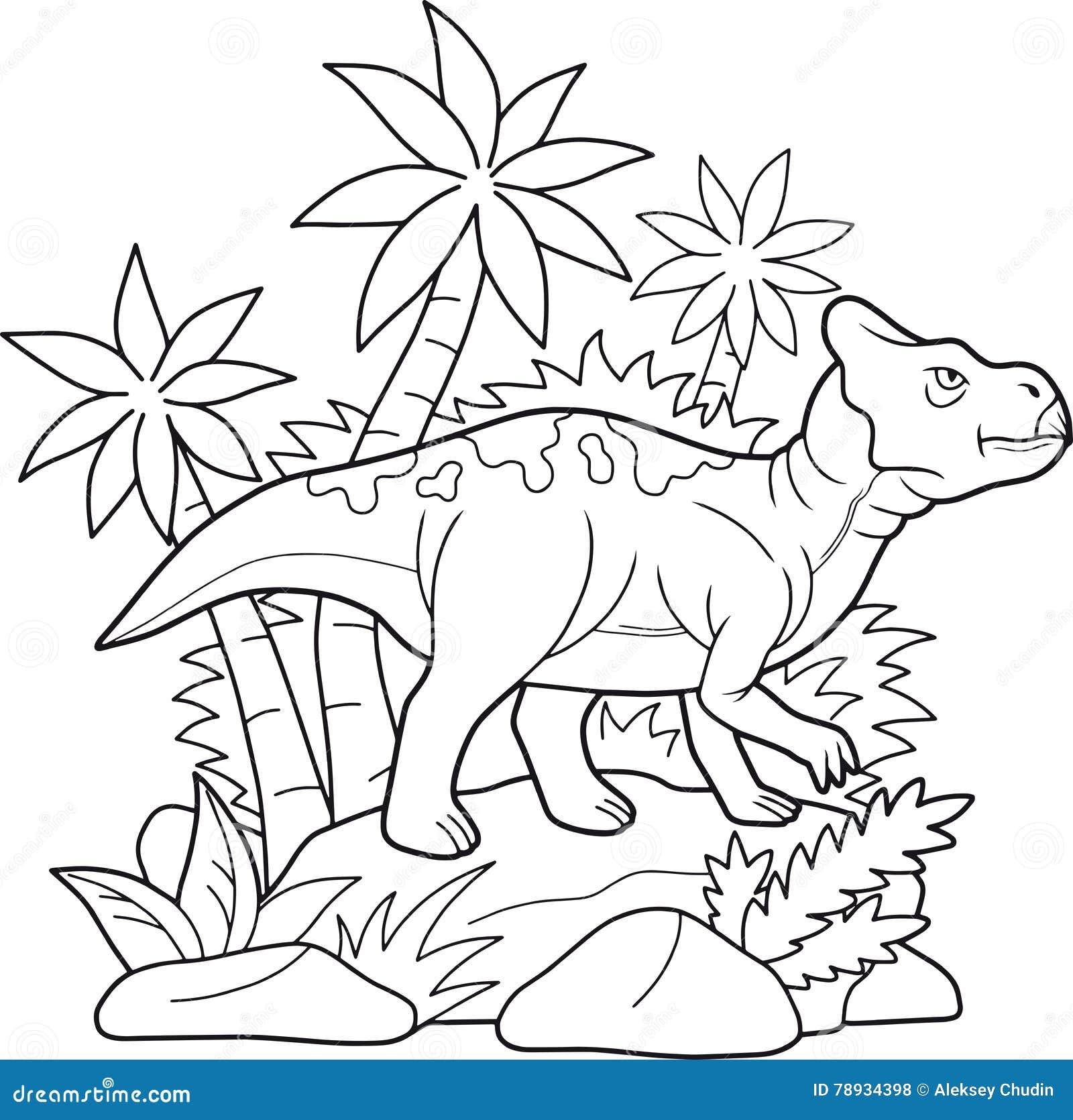 Het voorhistorische reptiel ging voor een gang