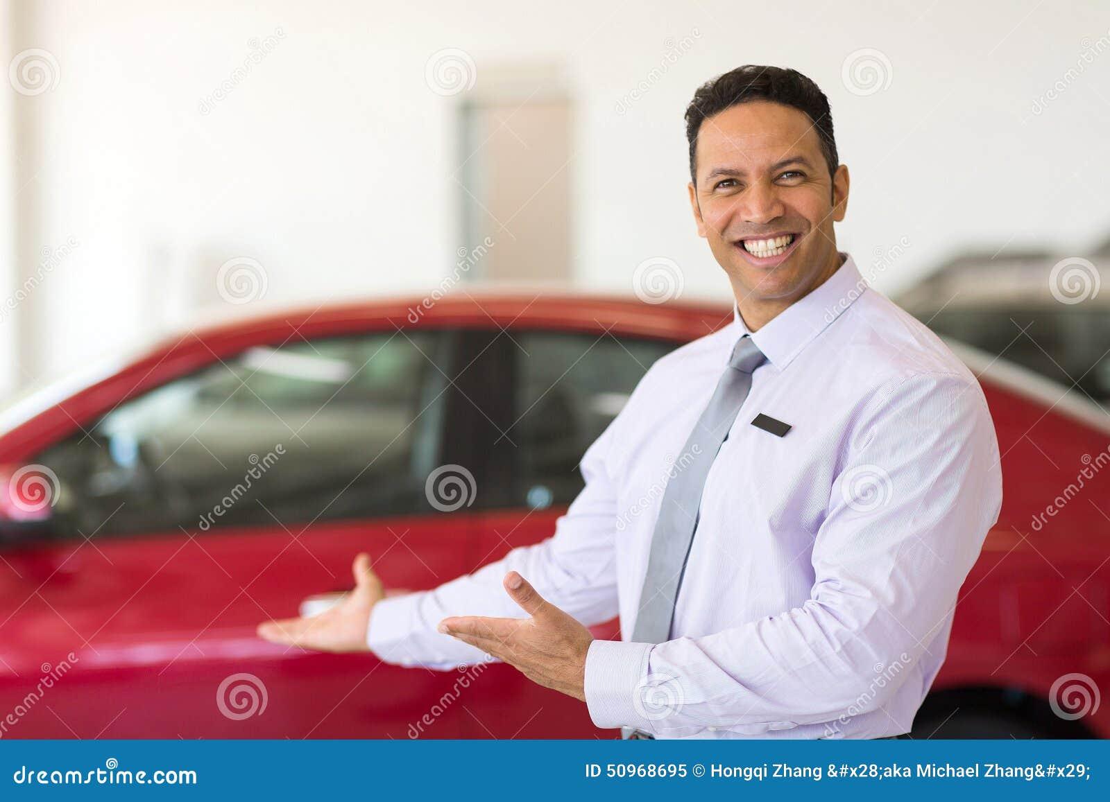 Het voorstellen van nieuwe auto s