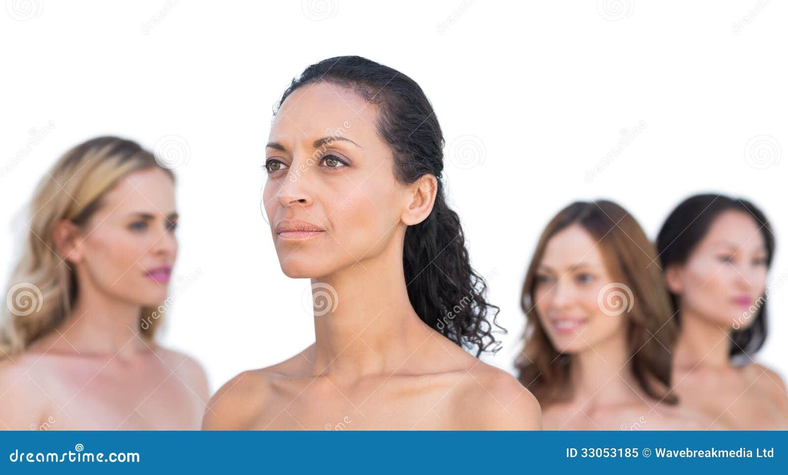 Naked Hot lesbische